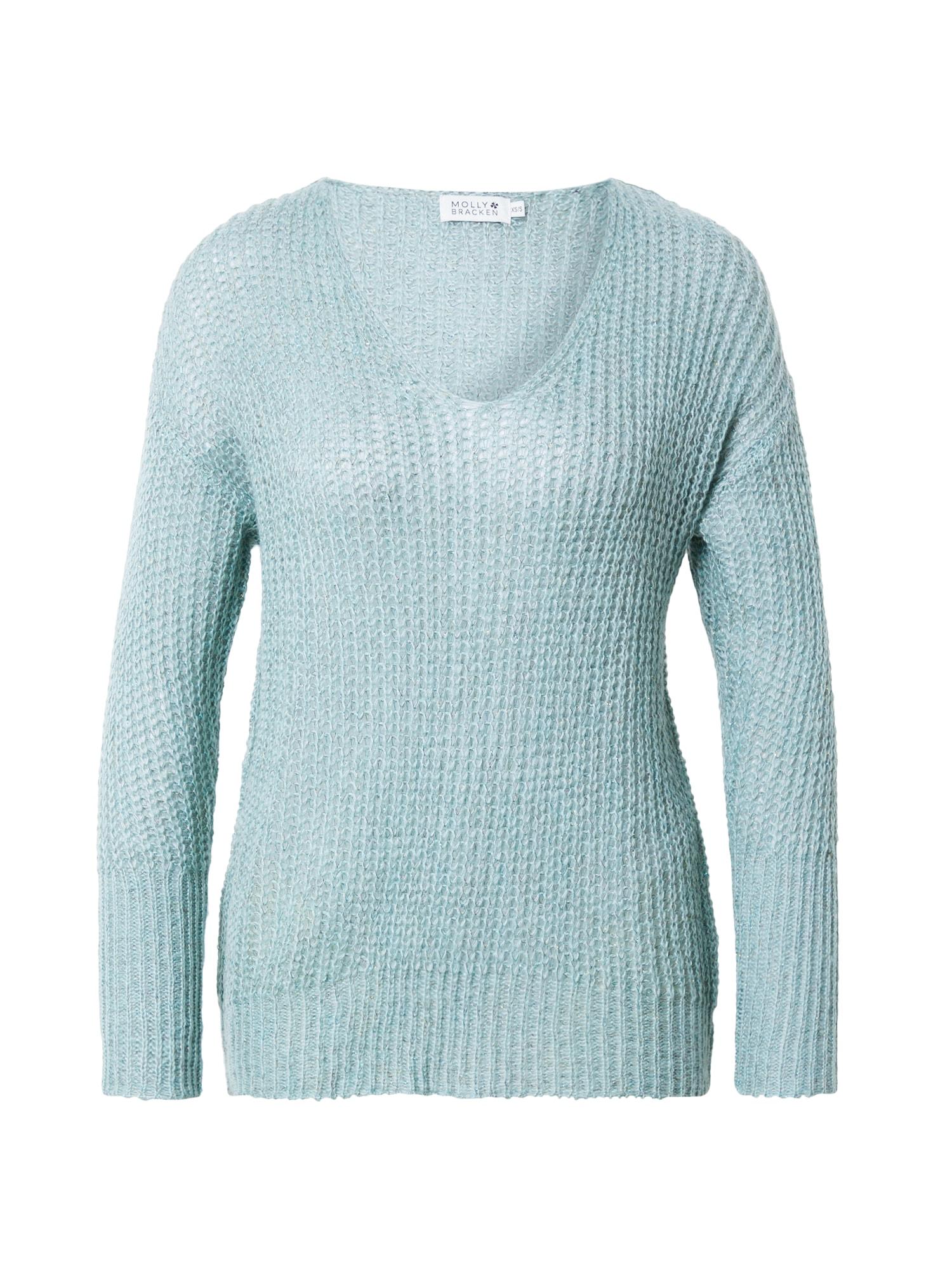 Molly BRACKEN Megztinis mėtų spalva