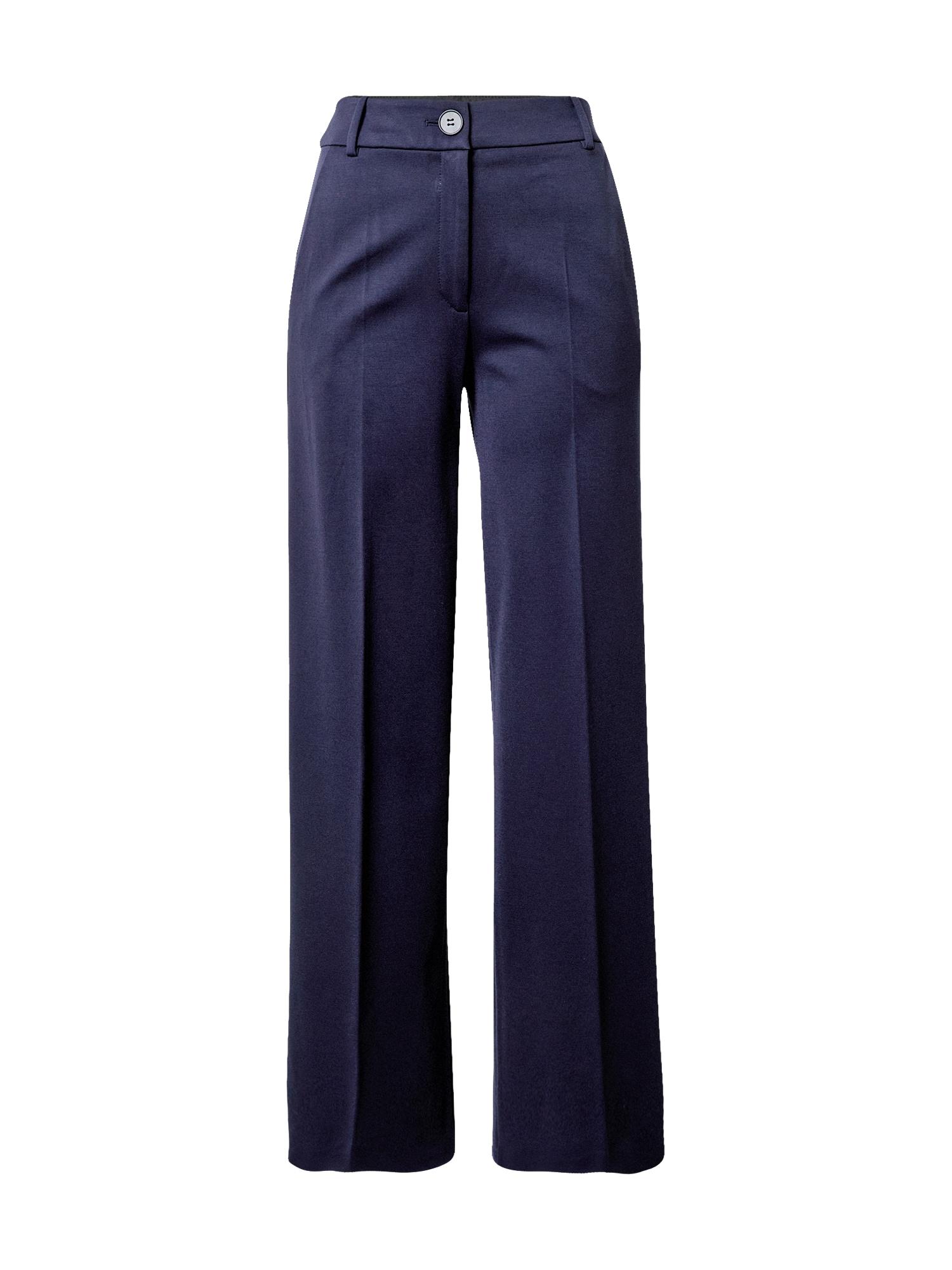 Esprit Collection Kelnės tamsiai mėlyna