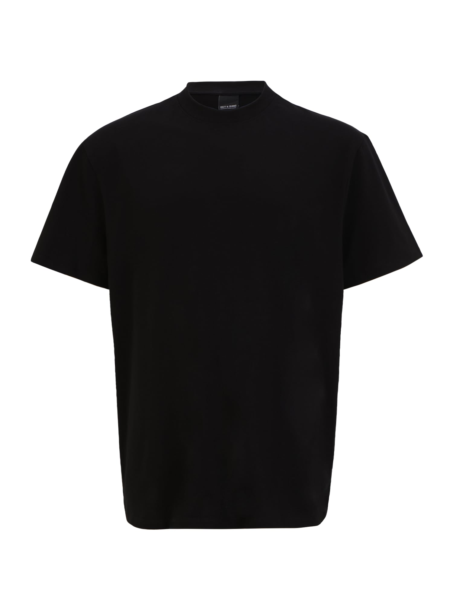 Only & Sons Big & Tall Tričko  černá