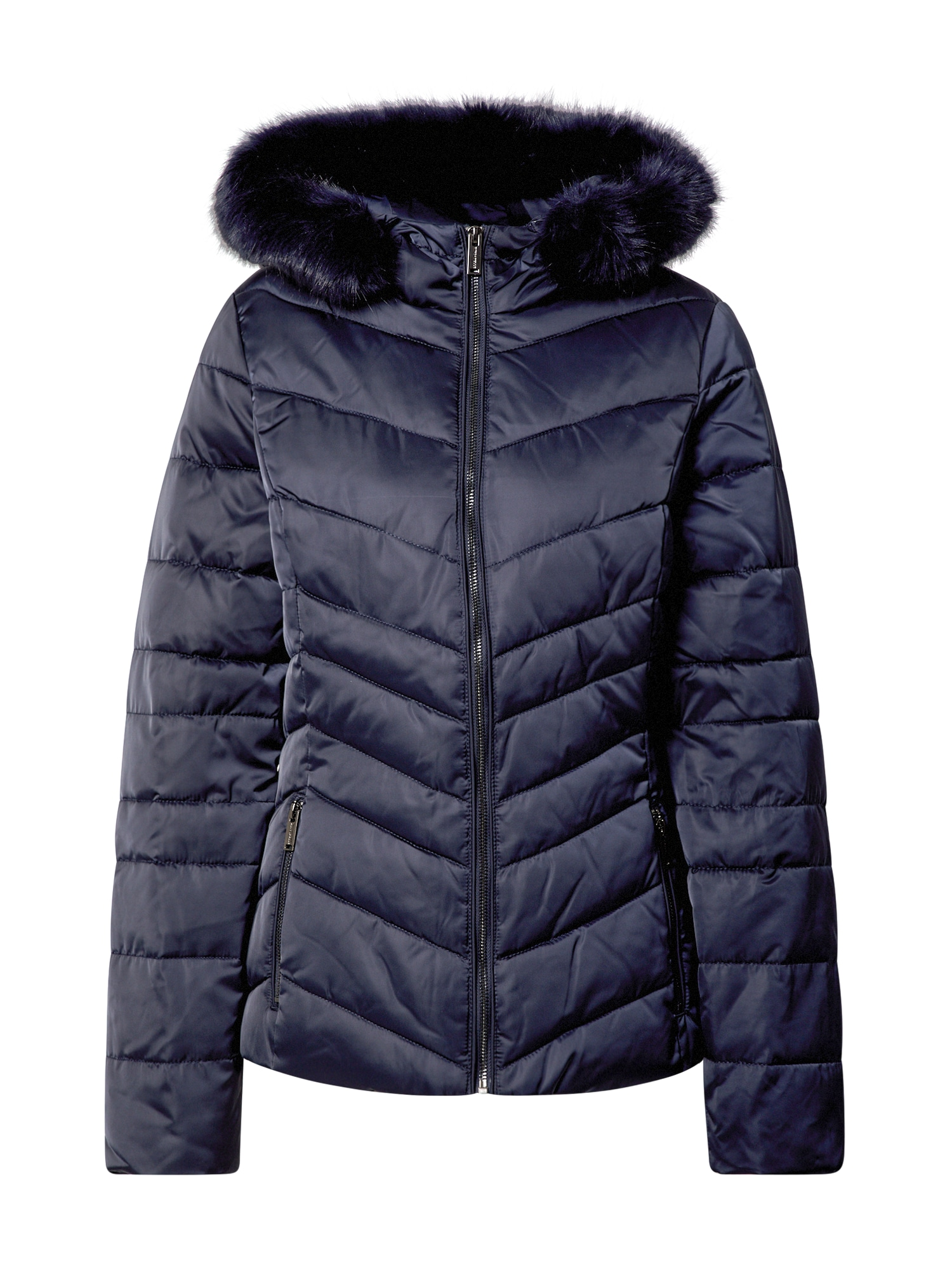 RINO & PELLE Žieminė striukė tamsiai mėlyna