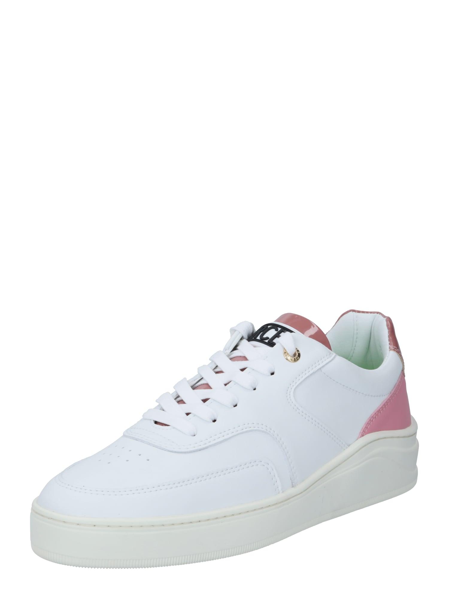 Mercer Amsterdam Sportbačiai be auliuko balta / rožinė