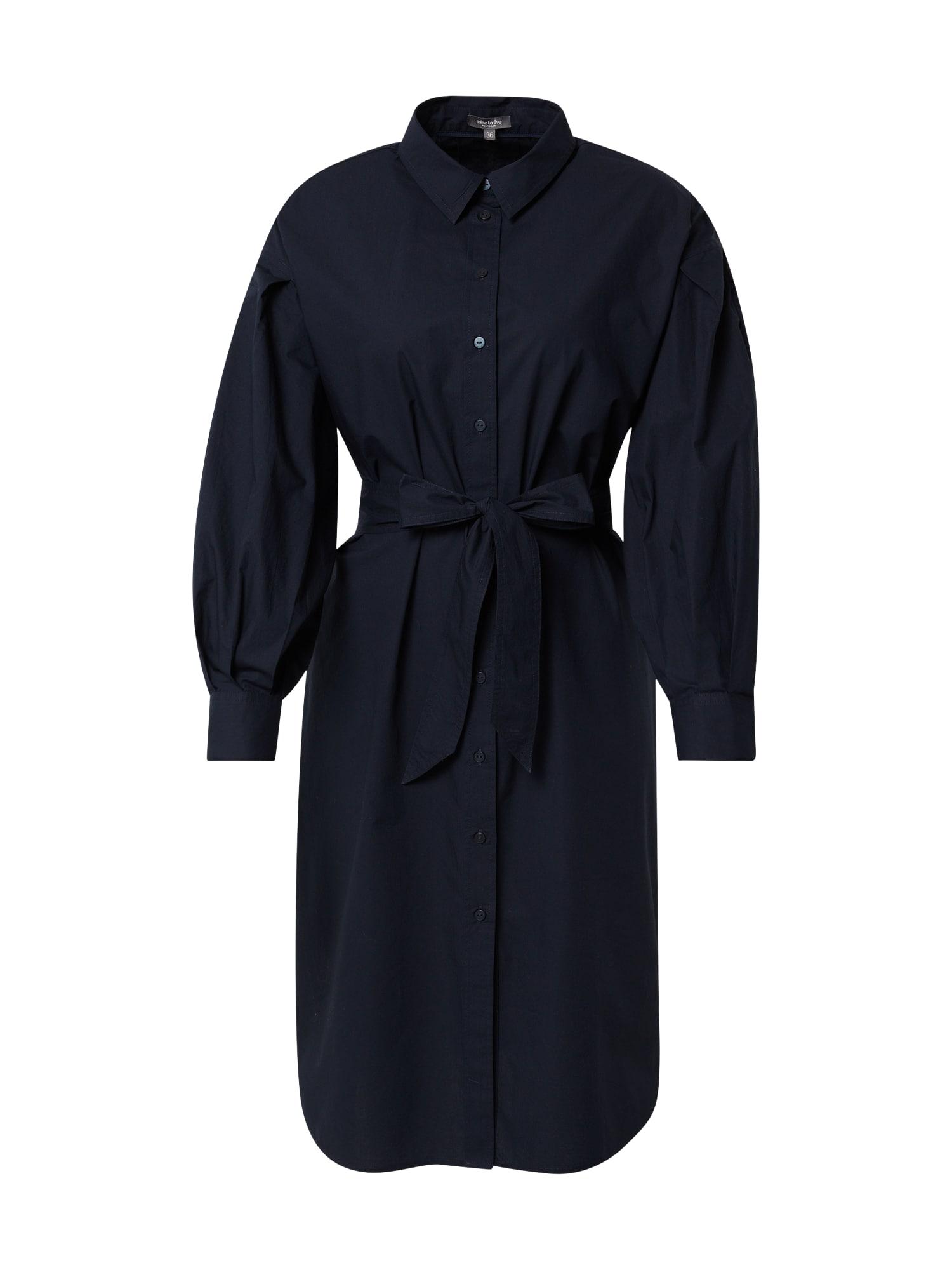 MINE TO FIVE Palaidinės tipo suknelė tamsiai mėlyna