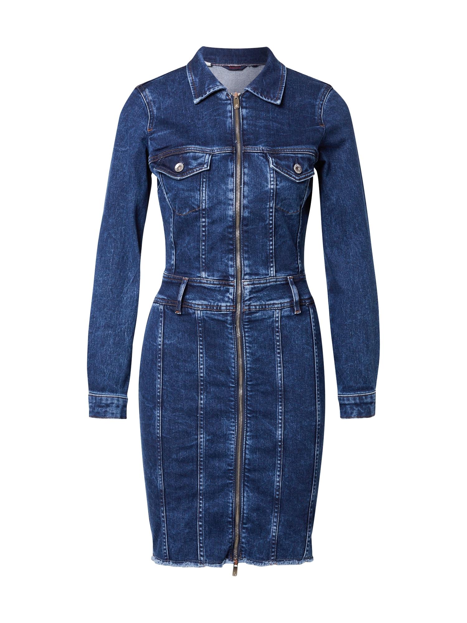 Salsa Suknelė tamsiai mėlyna