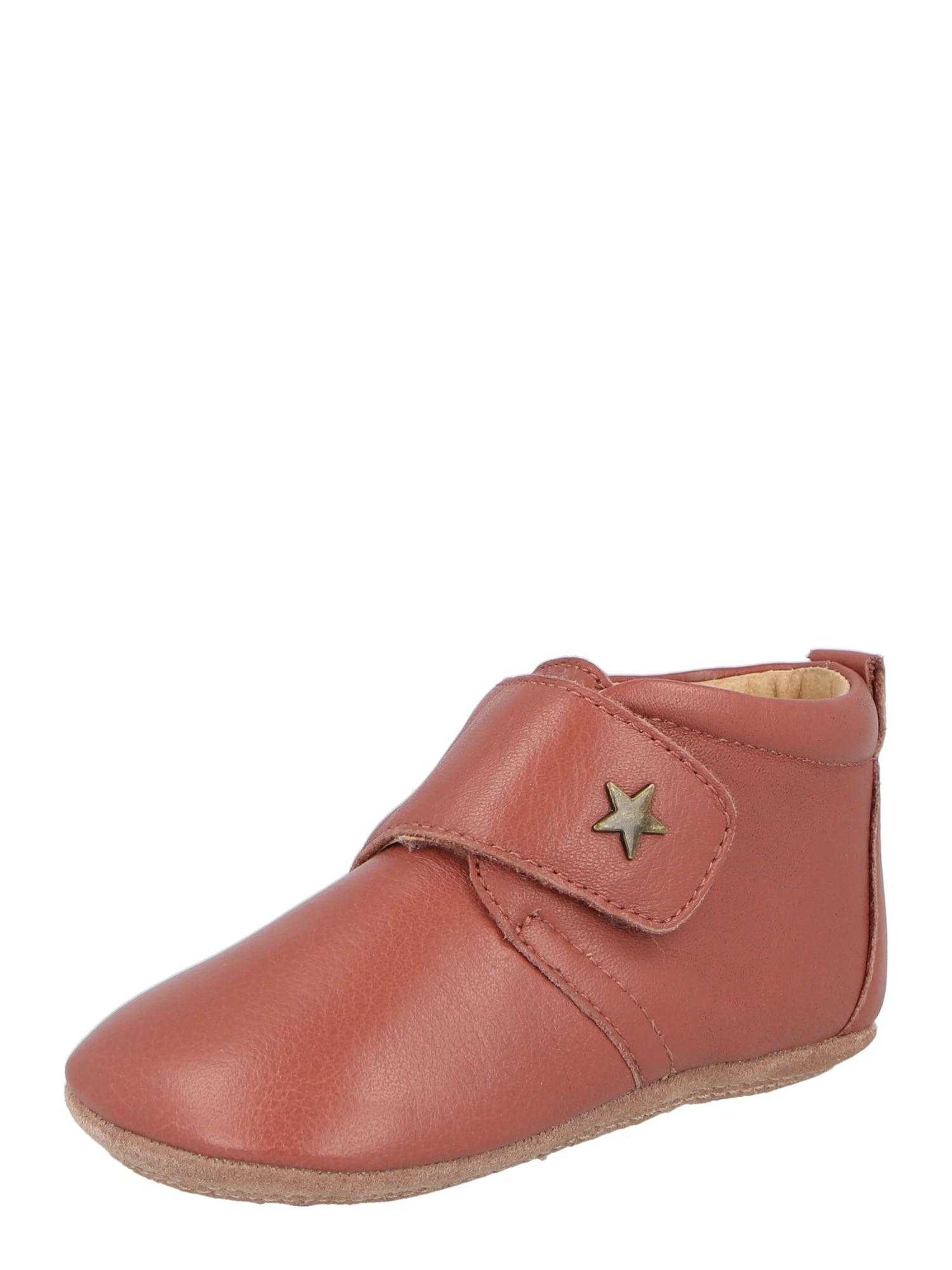 BISGAARD Naminės šlepetės 'STAR' rožinė