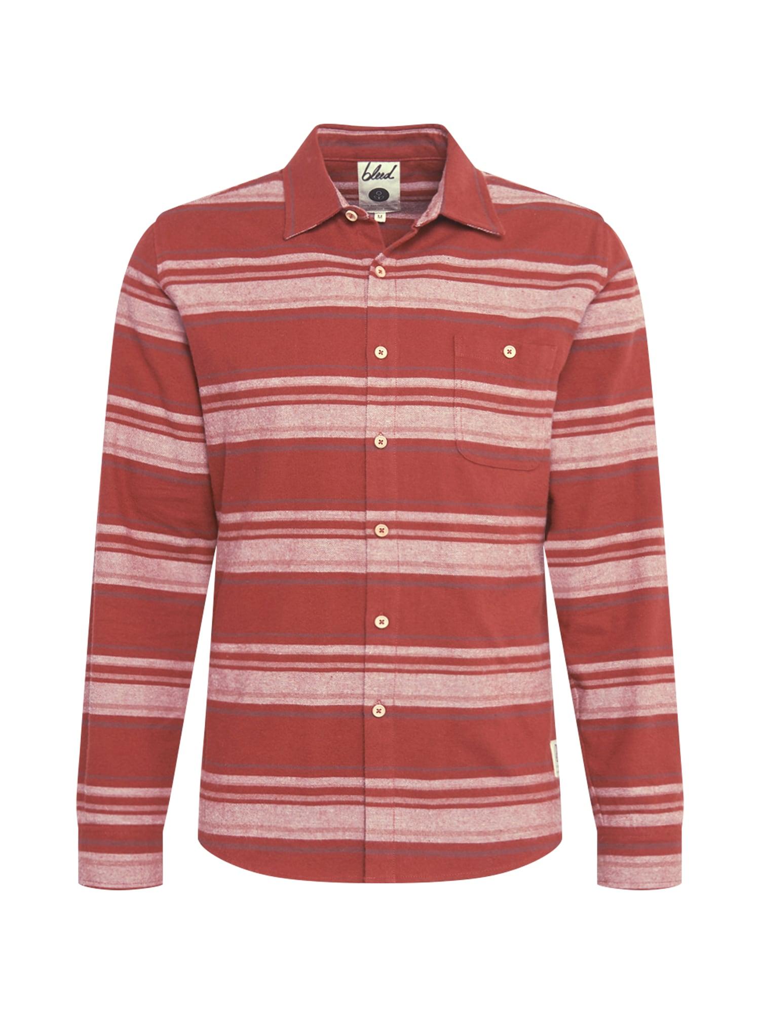 bleed clothing Marškiniai raudona / rožių spalva / mėlyna