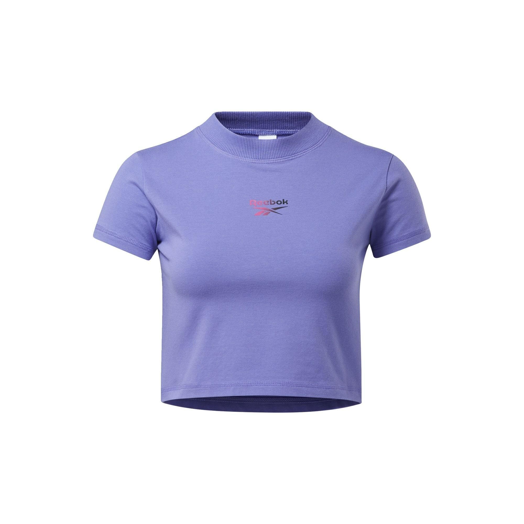 Reebok Classic Marškinėliai purpurinė