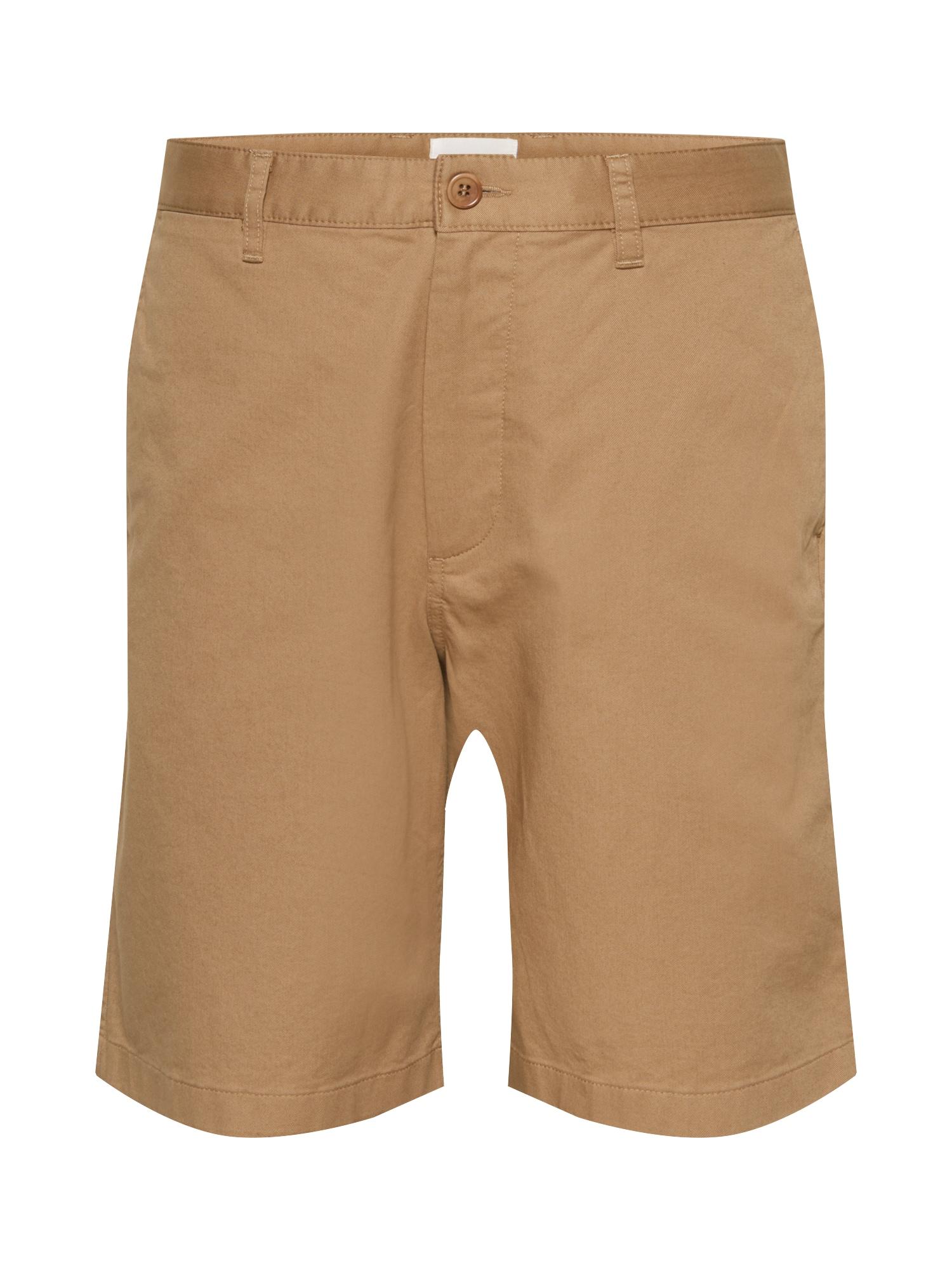 """WOOD WOOD """"Chino"""" stiliaus kelnės 'Jonathan' šviesiai ruda"""