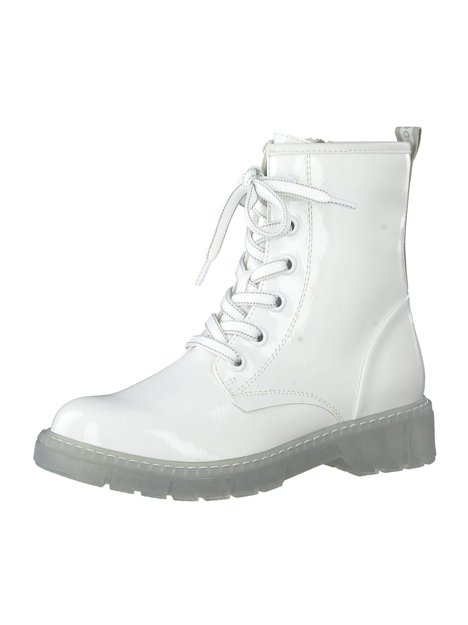MARCO TOZZI Suvarstomieji kulkšnis dengiantys batai balta