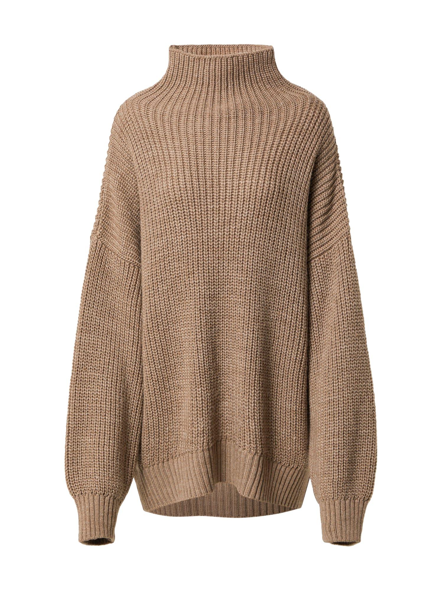 Karo Kauer Megztinis ruda