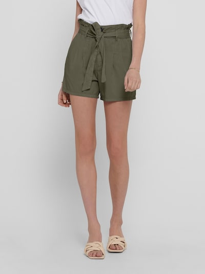 Pantalon à pince