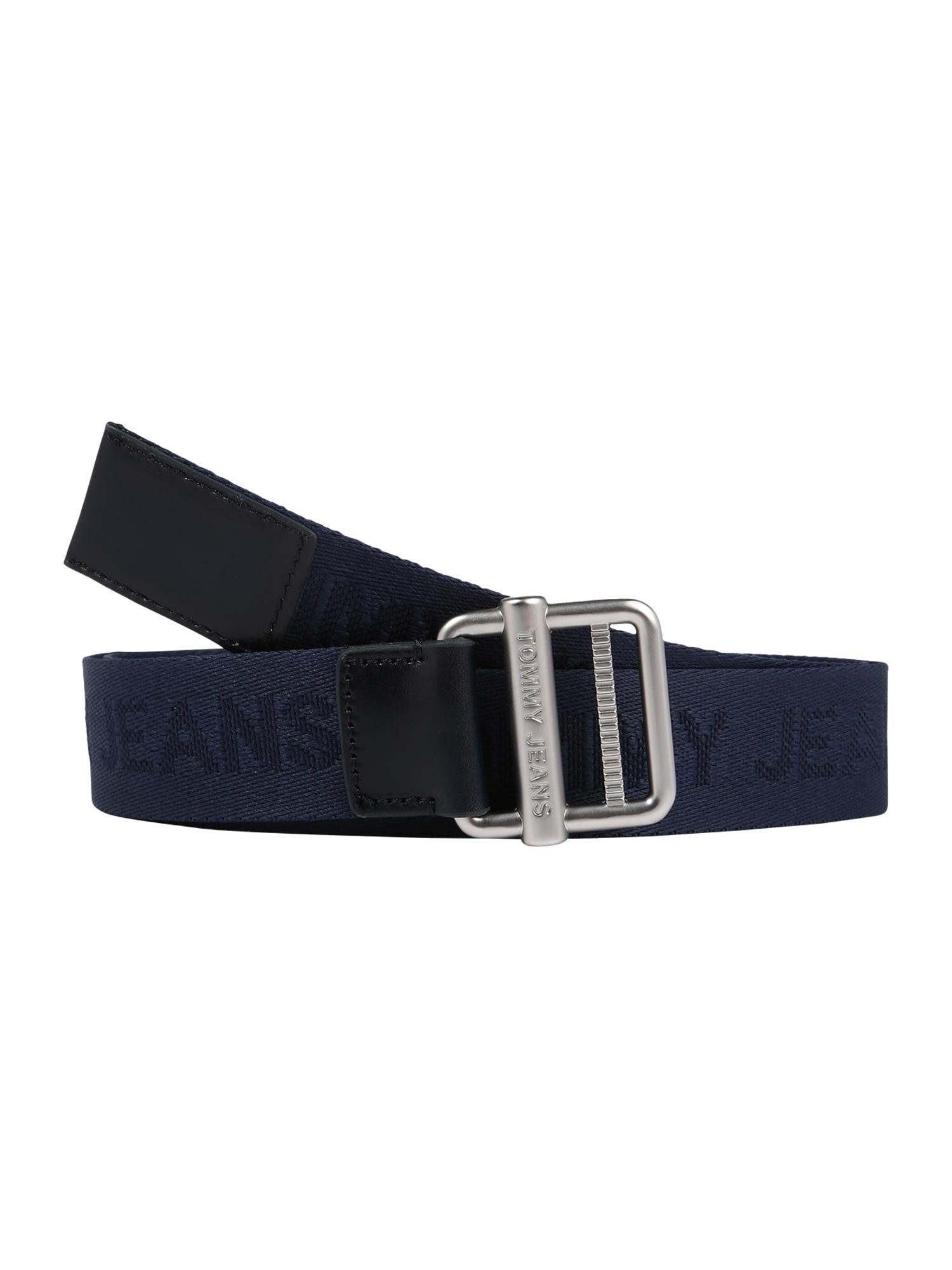 Tommy Jeans Diržas tamsiai mėlyna jūros spalva
