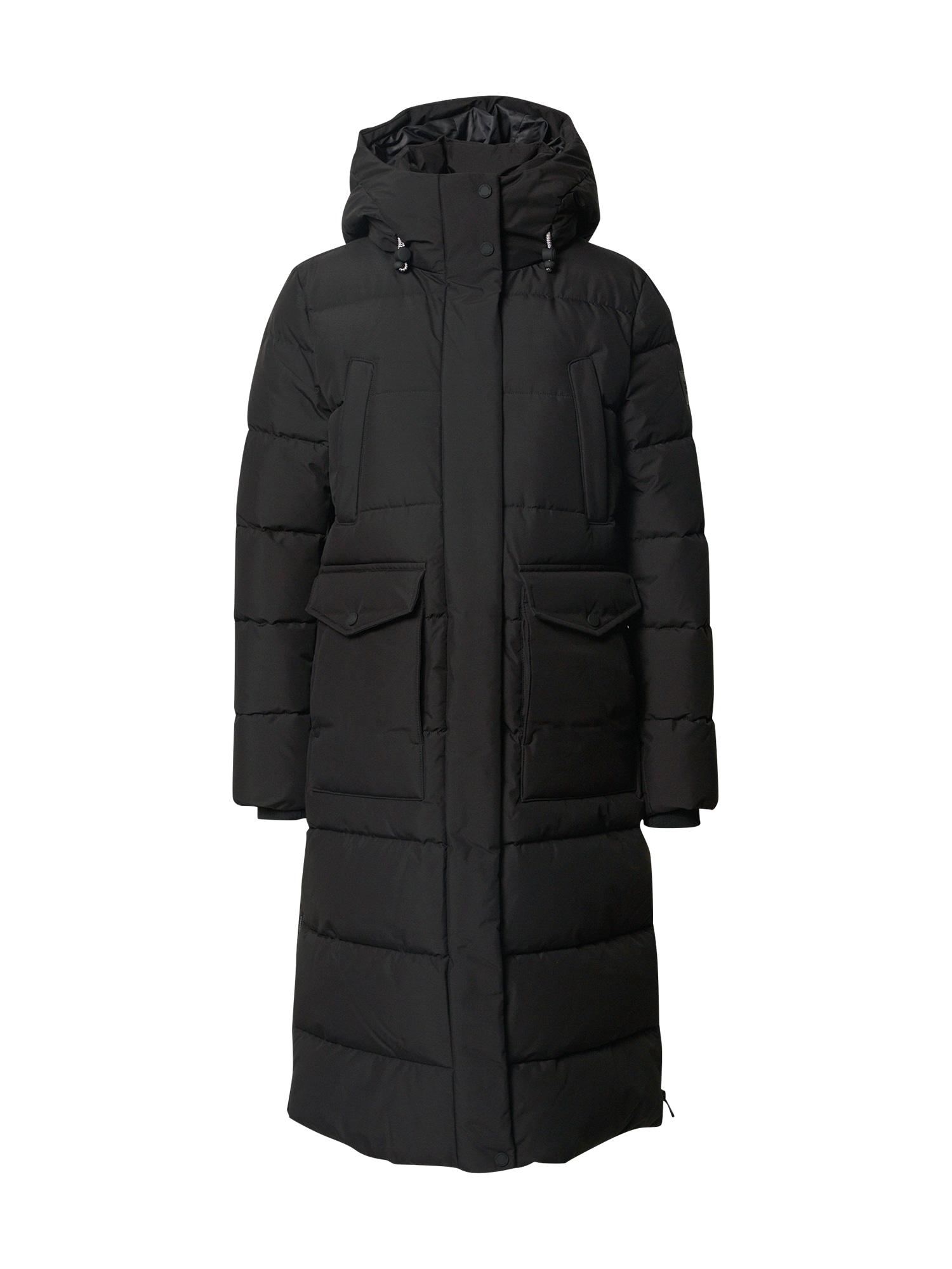 Marc O'Polo DENIM Zimní kabát 'Arctic'  černá