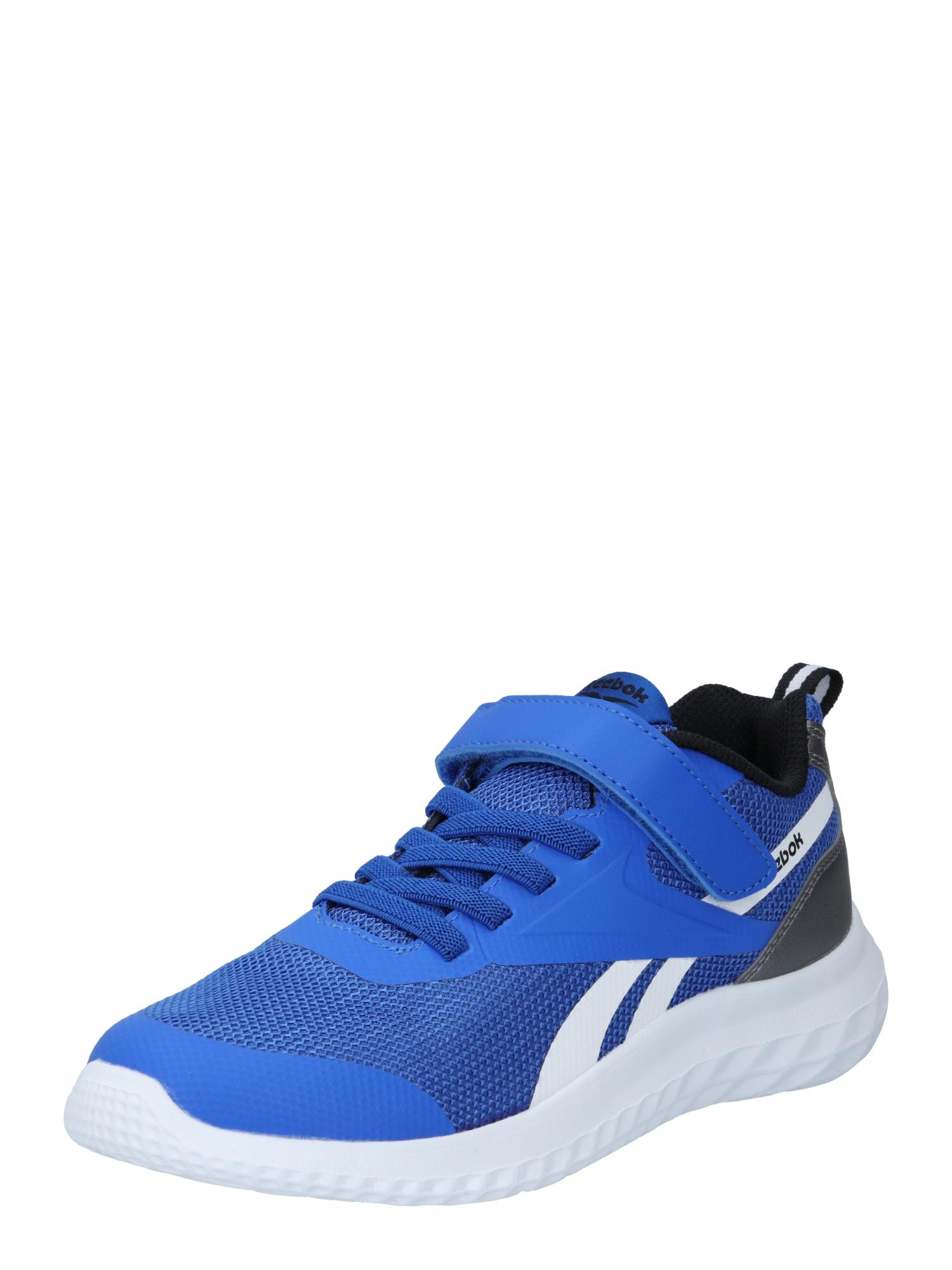 REEBOK Sportiniai batai 'Rush Runner 3.0' mėlyna / balta / pilka