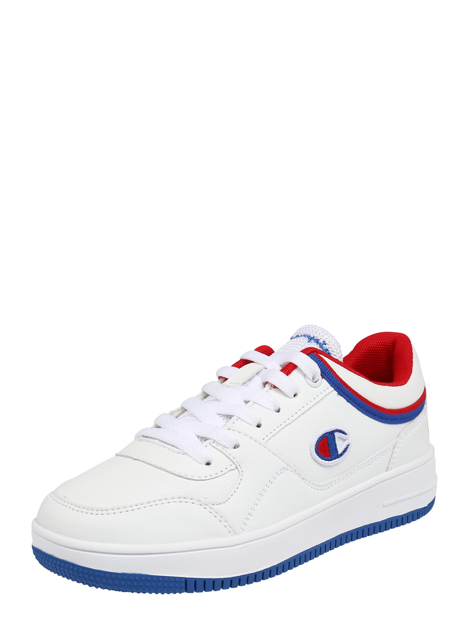 Champion Authentic Athletic Apparel Tenisky 'REBOUND'  červená / bílá / modrá