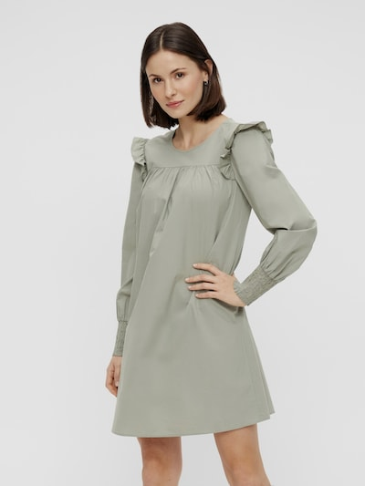 Pieces Geraldine Langärmeliges Kleid