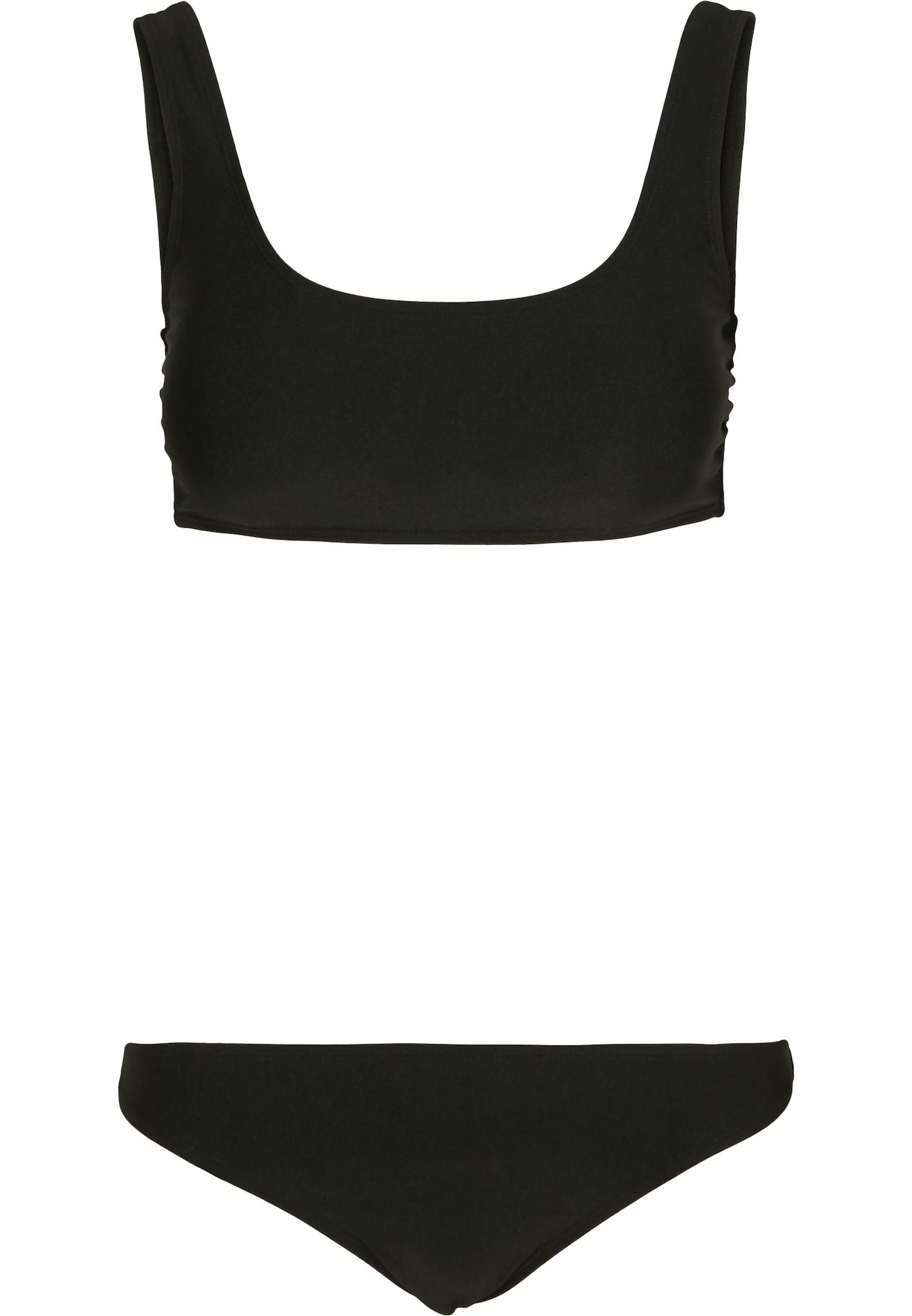 Urban Classics Bikinis juoda