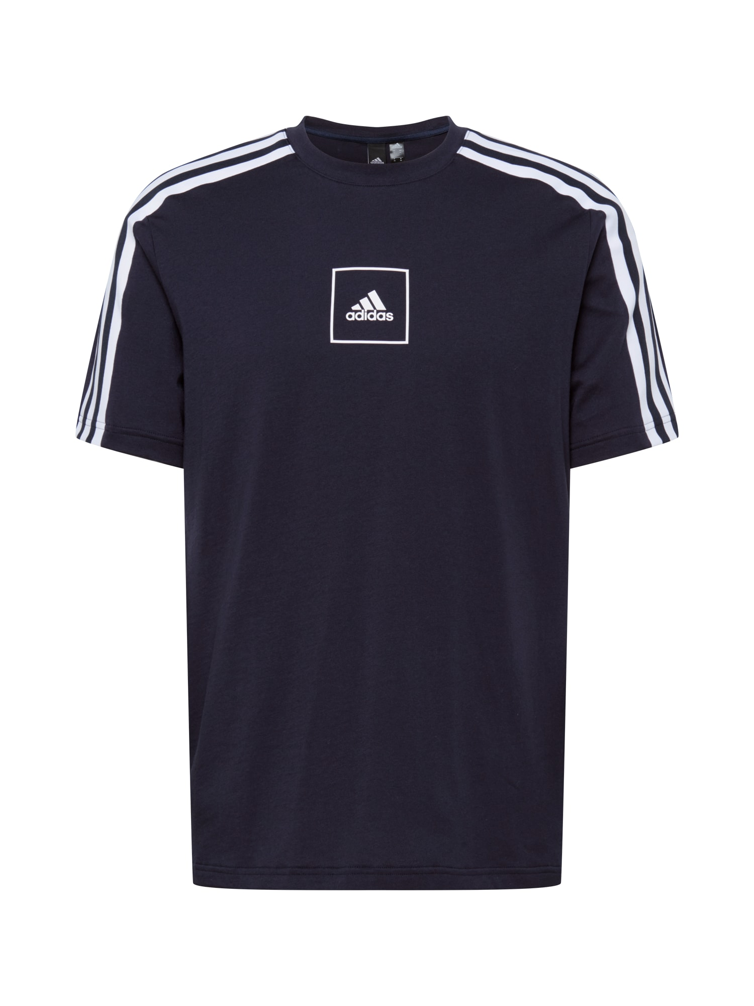ADIDAS PERFORMANCE Funkční tričko  bílá / marine modrá