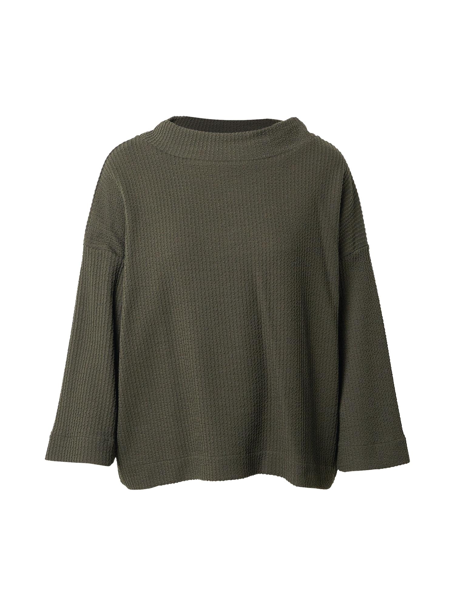 JAN 'N JUNE Megztinis alyvuogių spalva