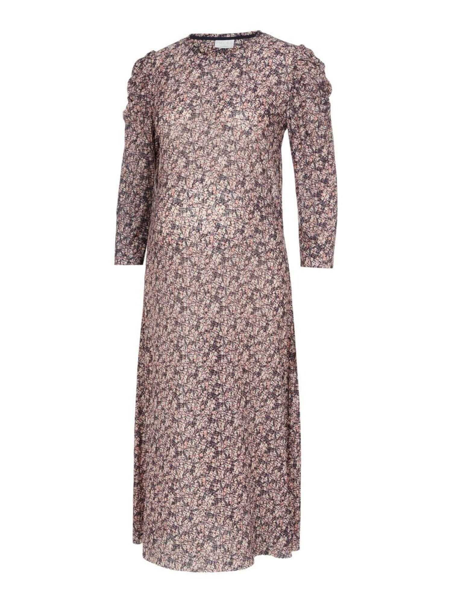 MAMALICIOUS Šaty 'Wena'  bobule / černá / růžová