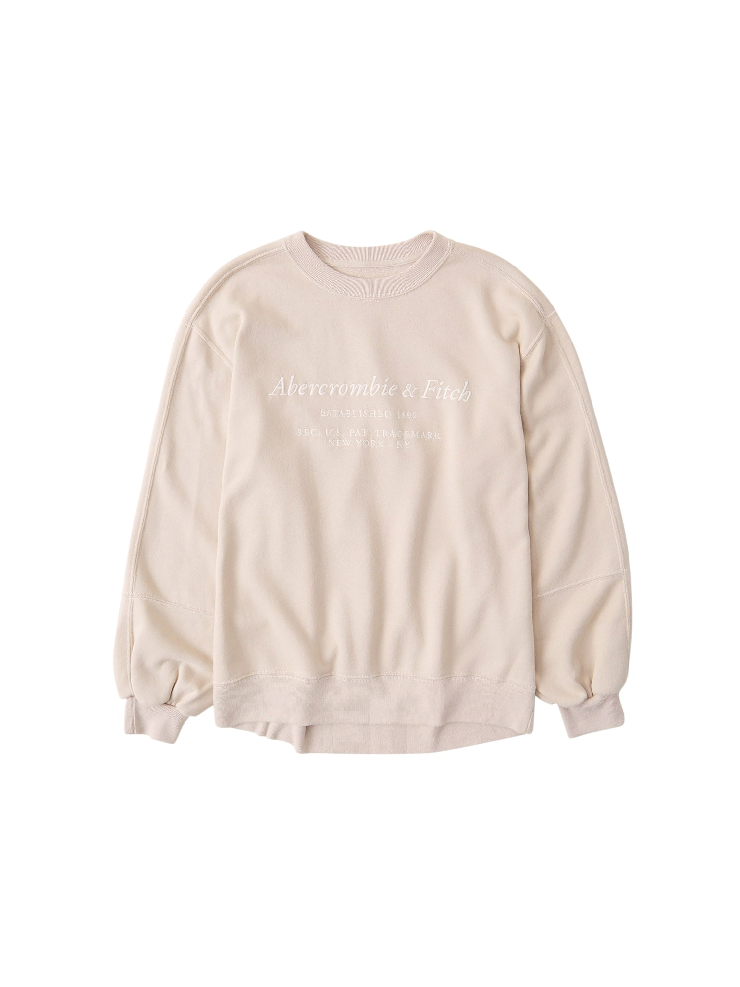 Abercrombie & Fitch Mikina  pink