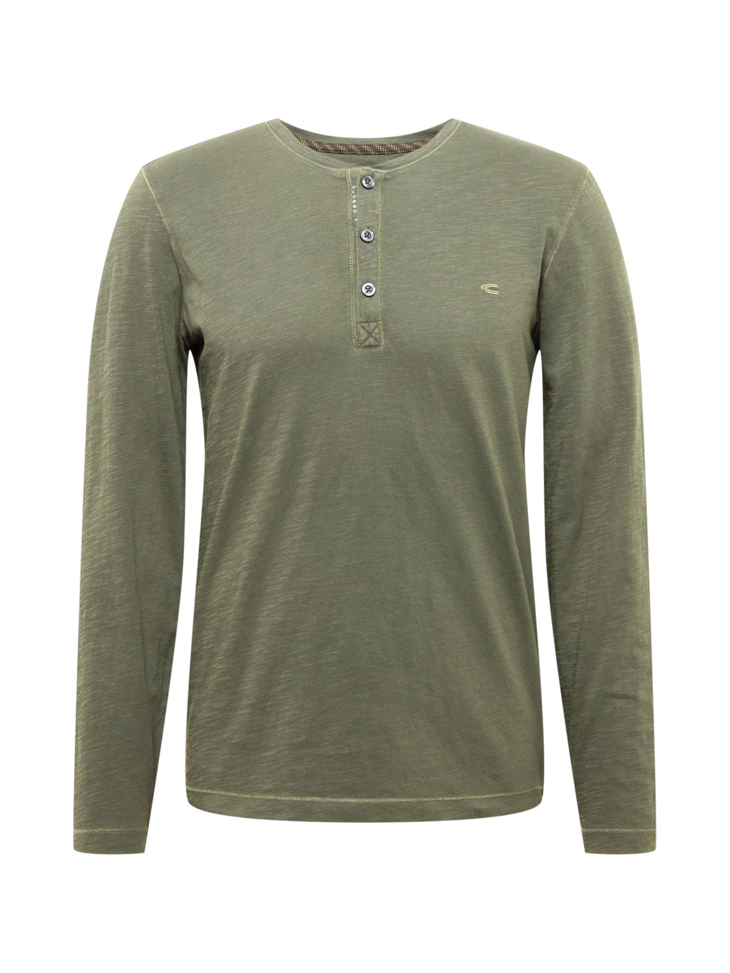 CAMEL ACTIVE Marškinėliai įdegio spalva