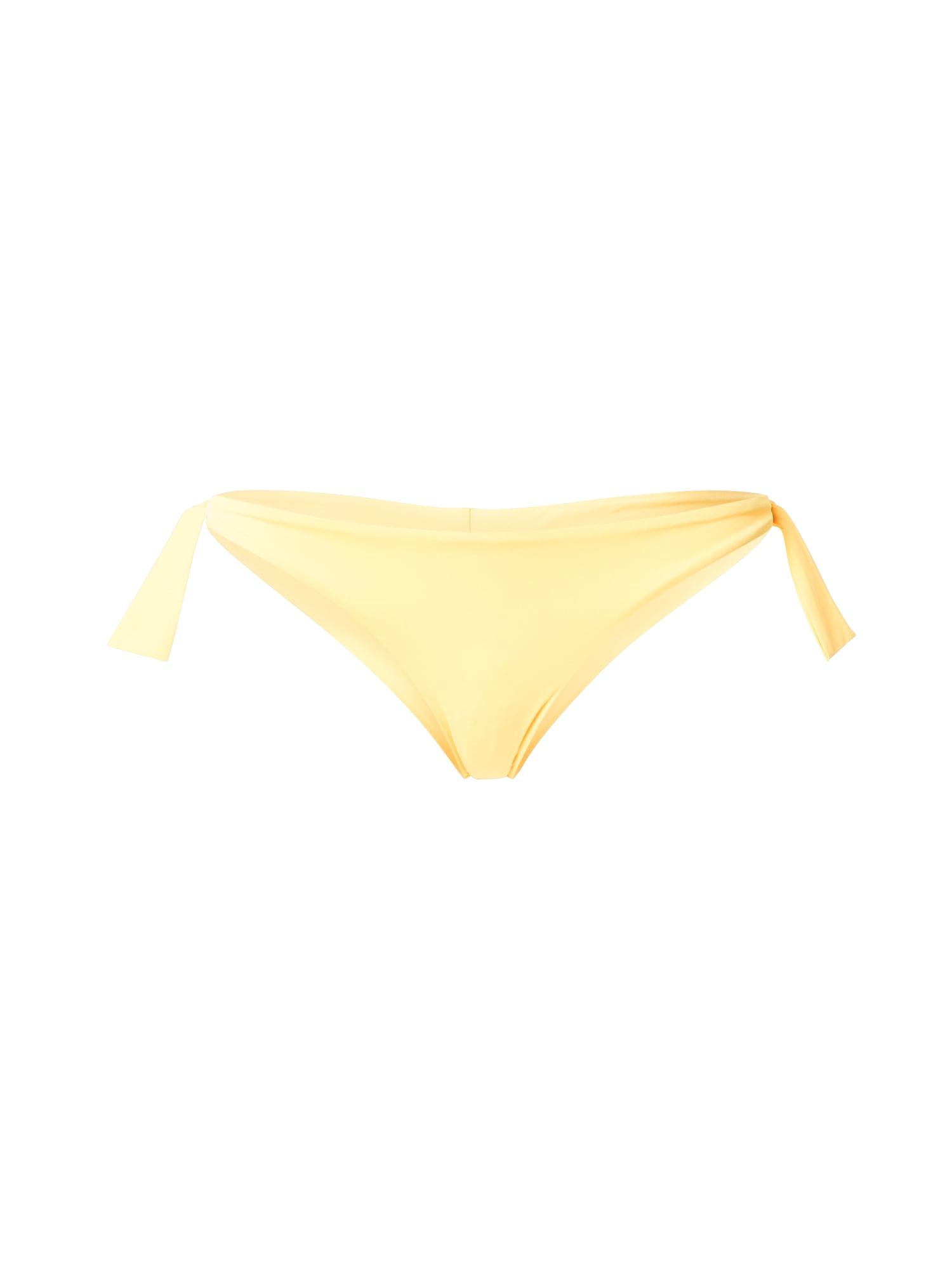 BILLABONG Bikinio kelnaitės žaliosios citrinos spalva
