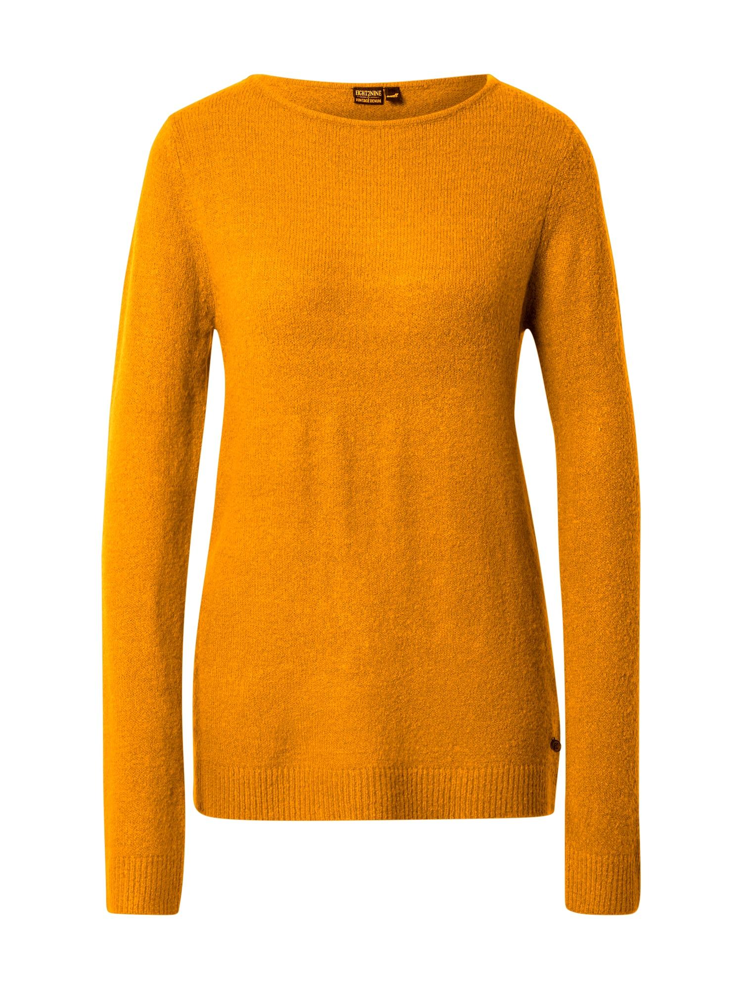 Eight2Nine Megztinis ruda (konjako)