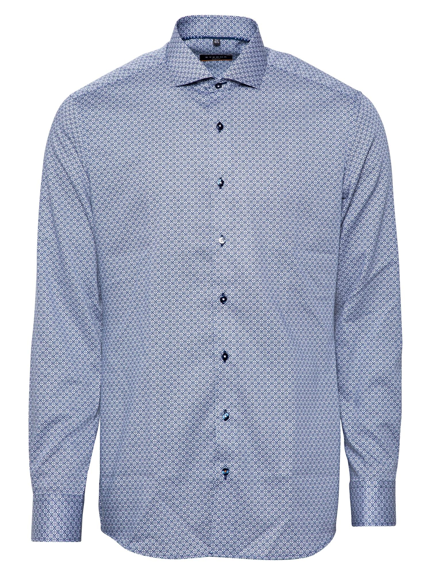 ETERNA Marškiniai pilka