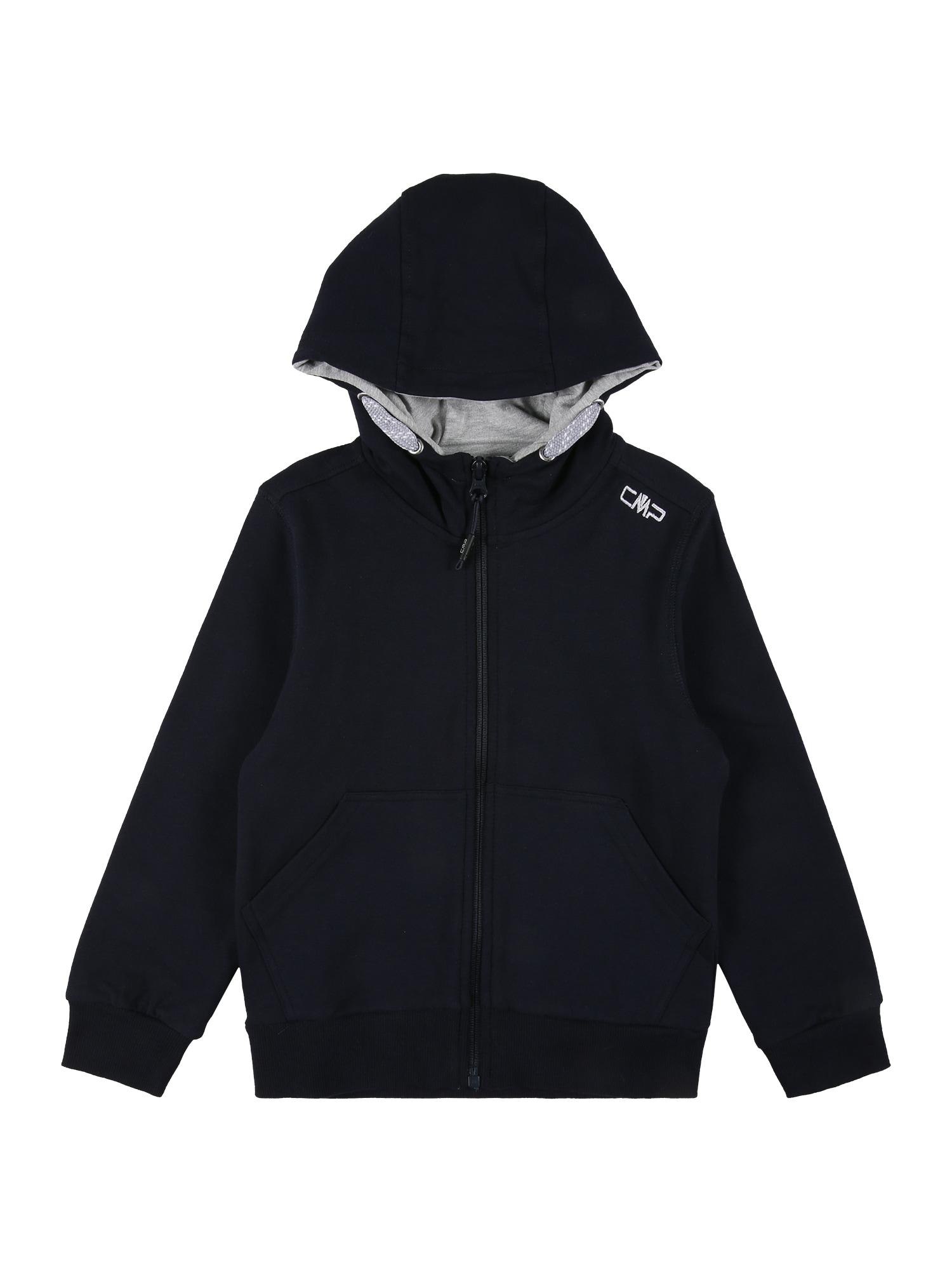CMP Sportinis džemperis juoda