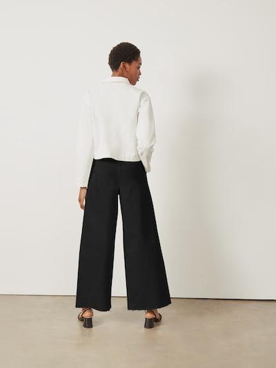 CONNIE Wide Leg-Fit keilförmige Jean
