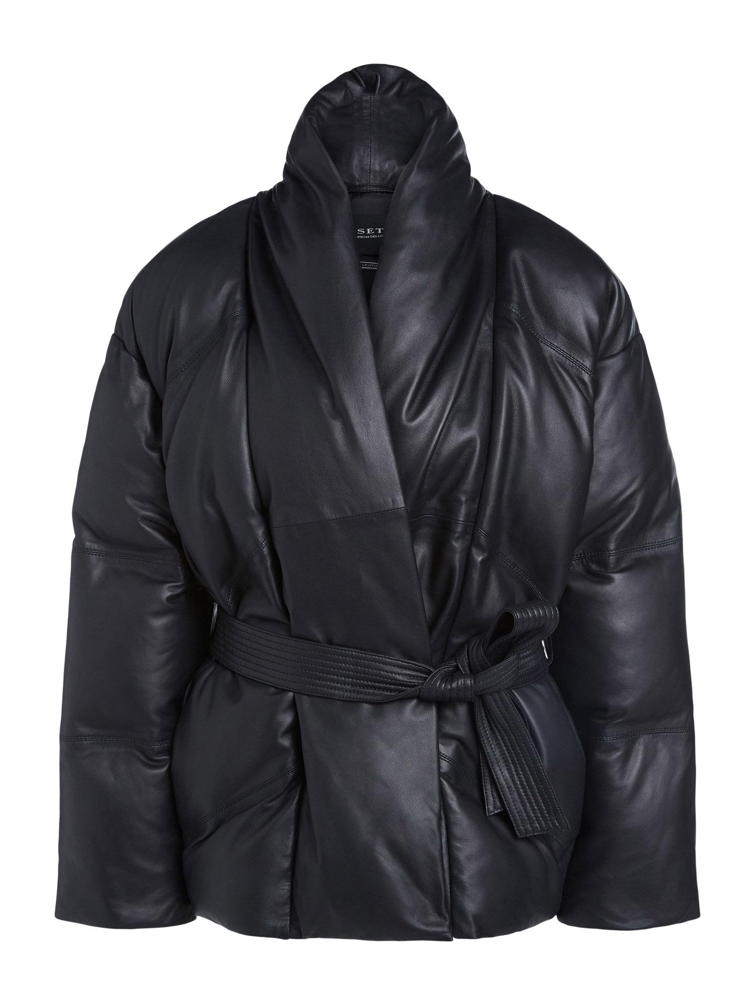 SET Přechodná bunda  černá