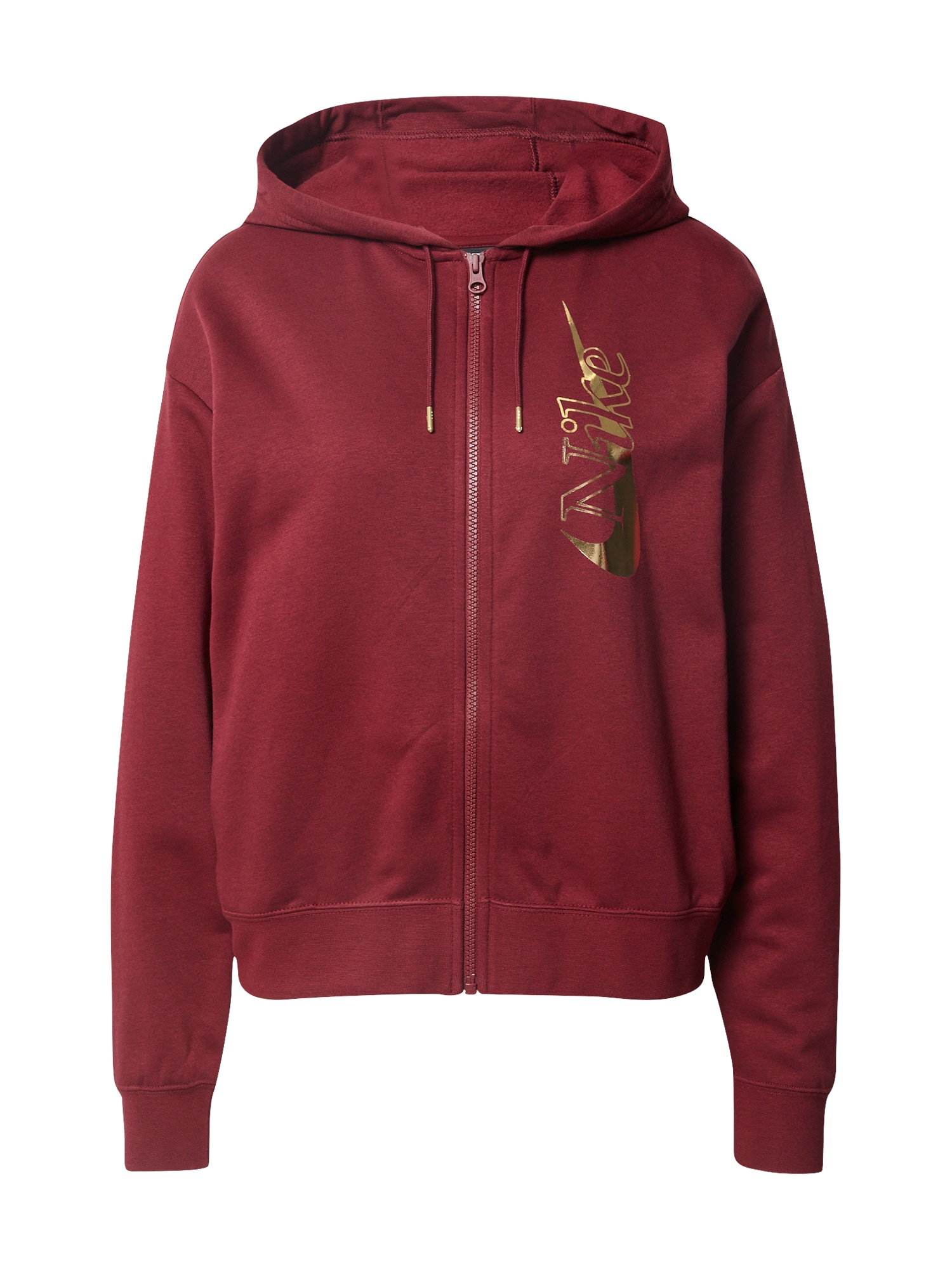 Nike Sportswear Džemperis vyno raudona spalva