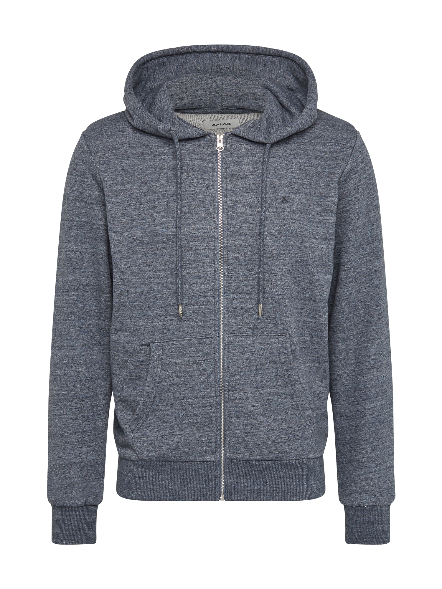JACK & JONES Džemperis melsvai pilka