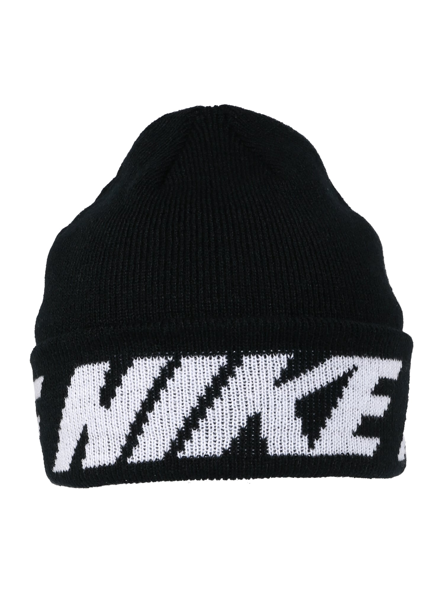 Nike Sportswear Rinkinys 'Mütze & Handschuhe' juoda