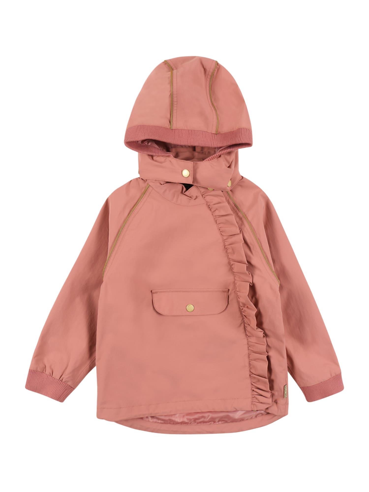 Hust & Claire Demisezoninė striukė 'Obia' ryškiai rožinė spalva