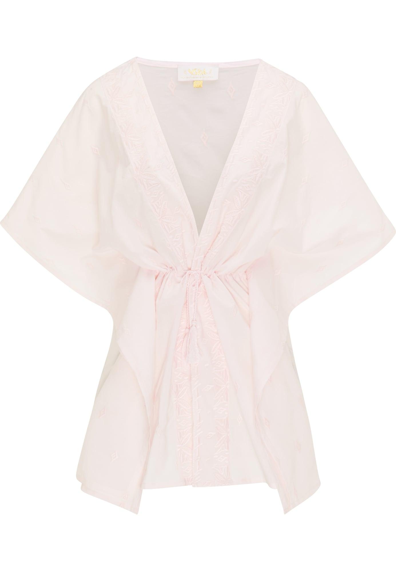 usha FESTIVAL Kimono ryškiai rožinė spalva