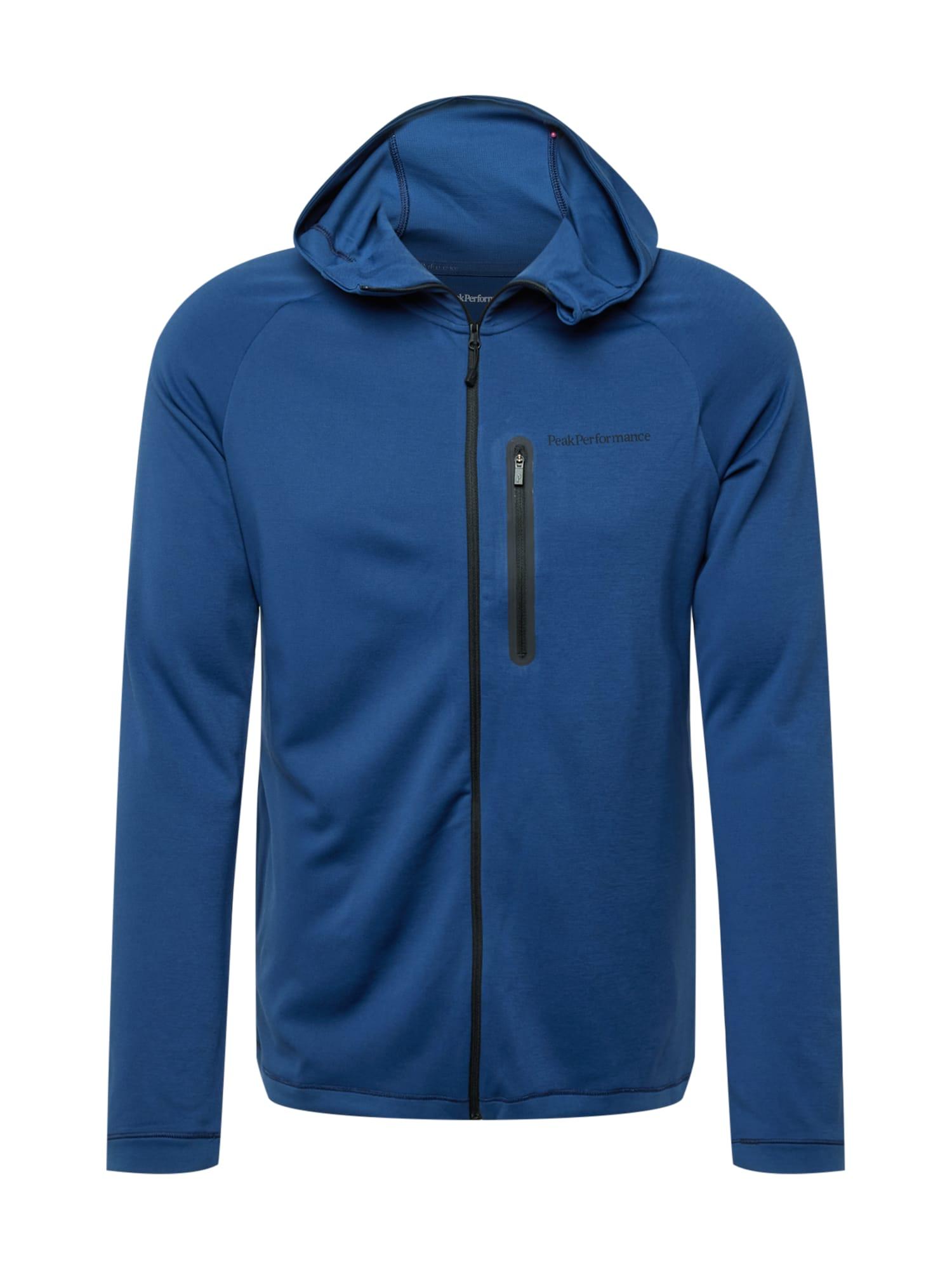 PEAK PERFORMANCE Sportinis džemperis mėlyna