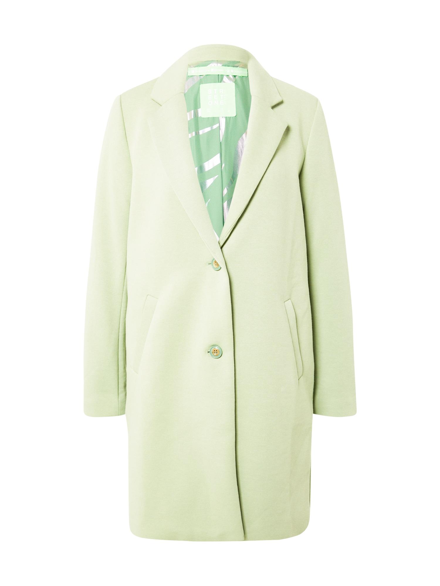 STREET ONE Demisezoninis paltas žalia