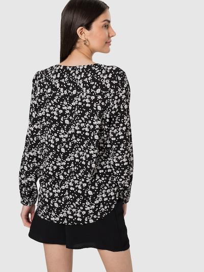 Jdy Piper Long Sleeve V-Neck Printed Top