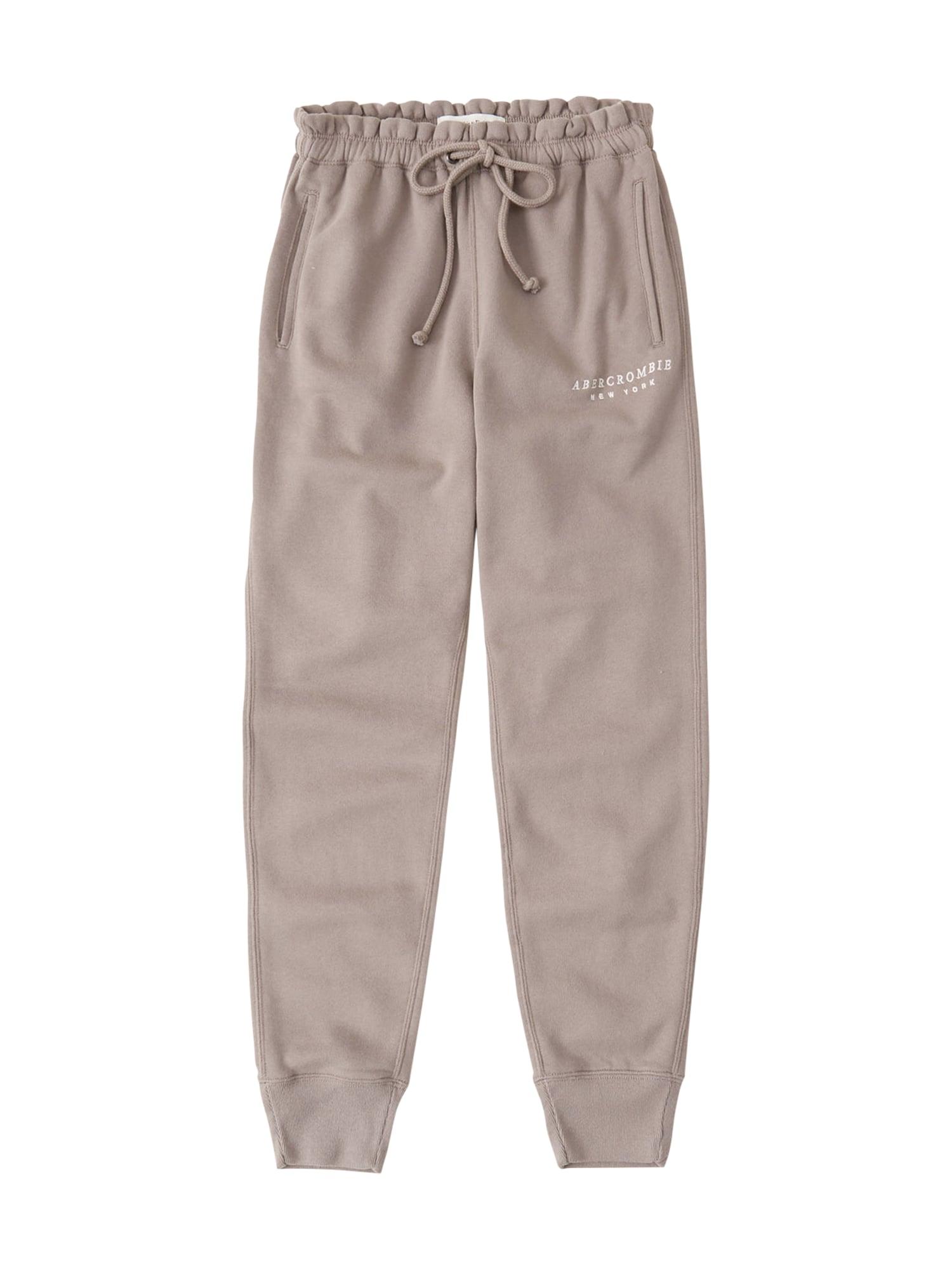 Abercrombie & Fitch Kelnės pilka