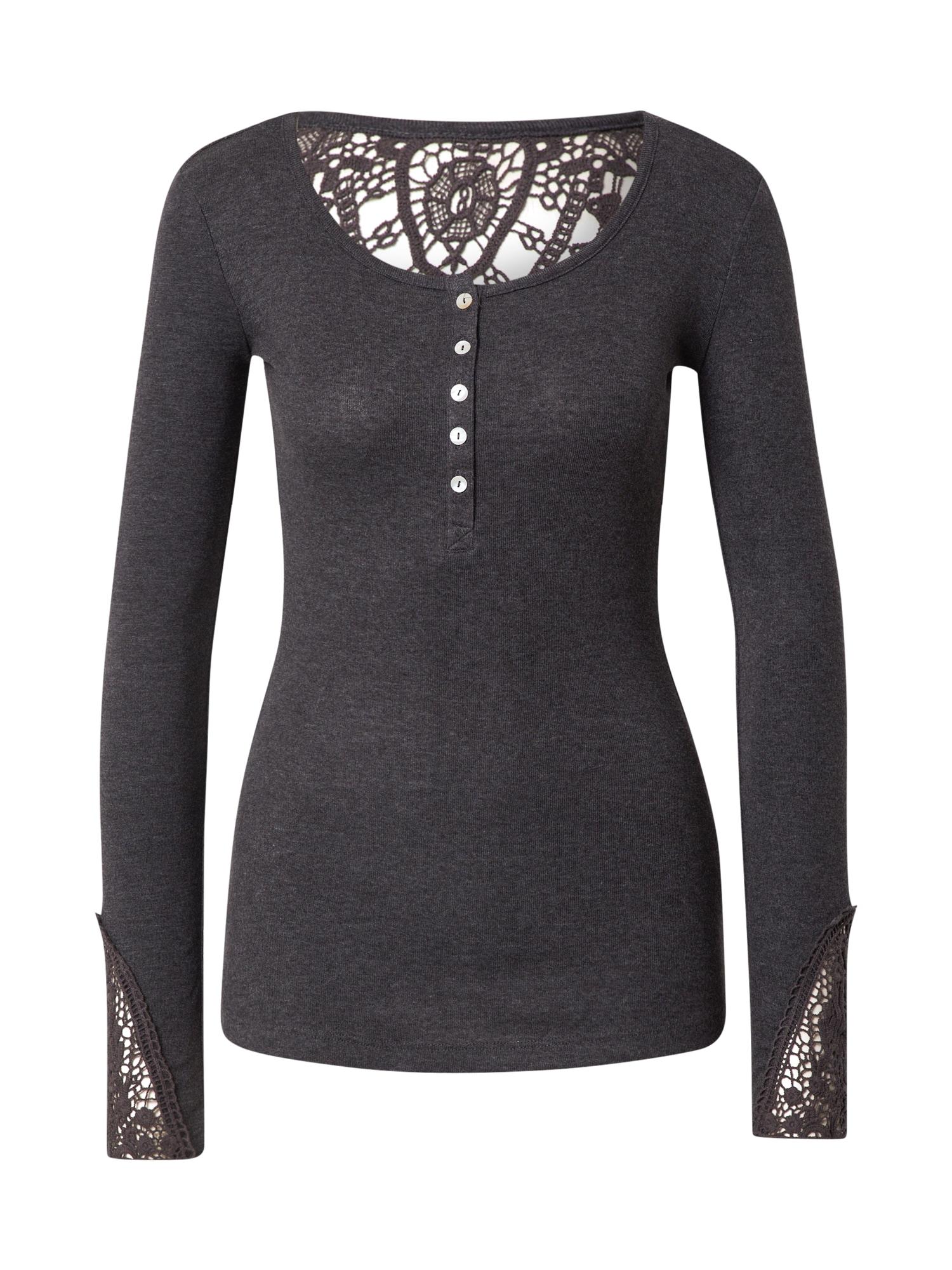 Eight2Nine Marškinėliai tamsiai pilka