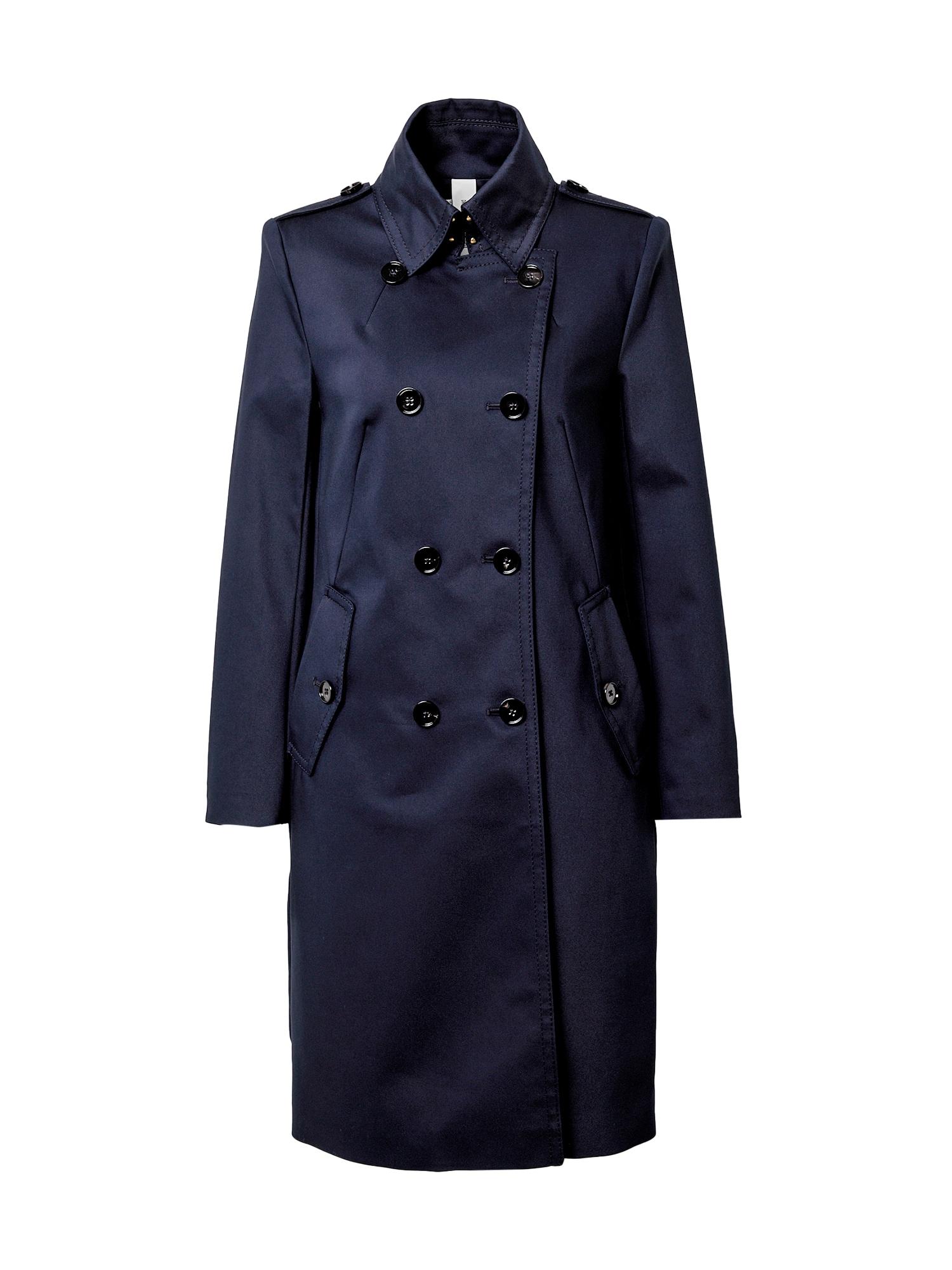 DRYKORN Demisezoninis paltas 'Harleston' tamsiai mėlyna