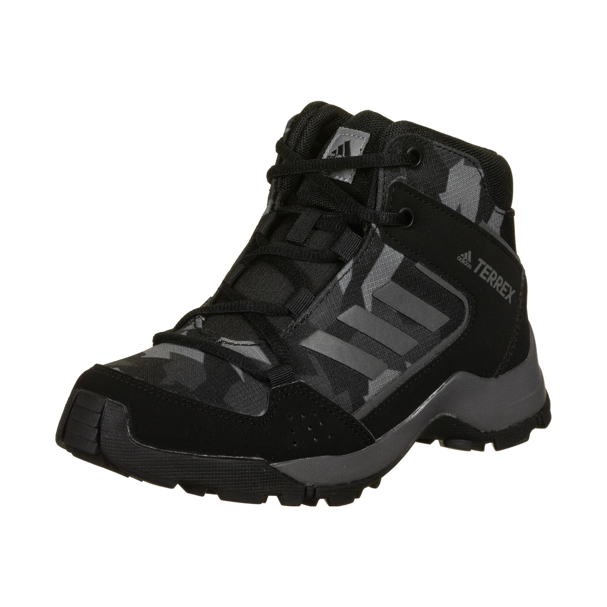 ADIDAS PERFORMANCE Auliniai batai juoda / pilka