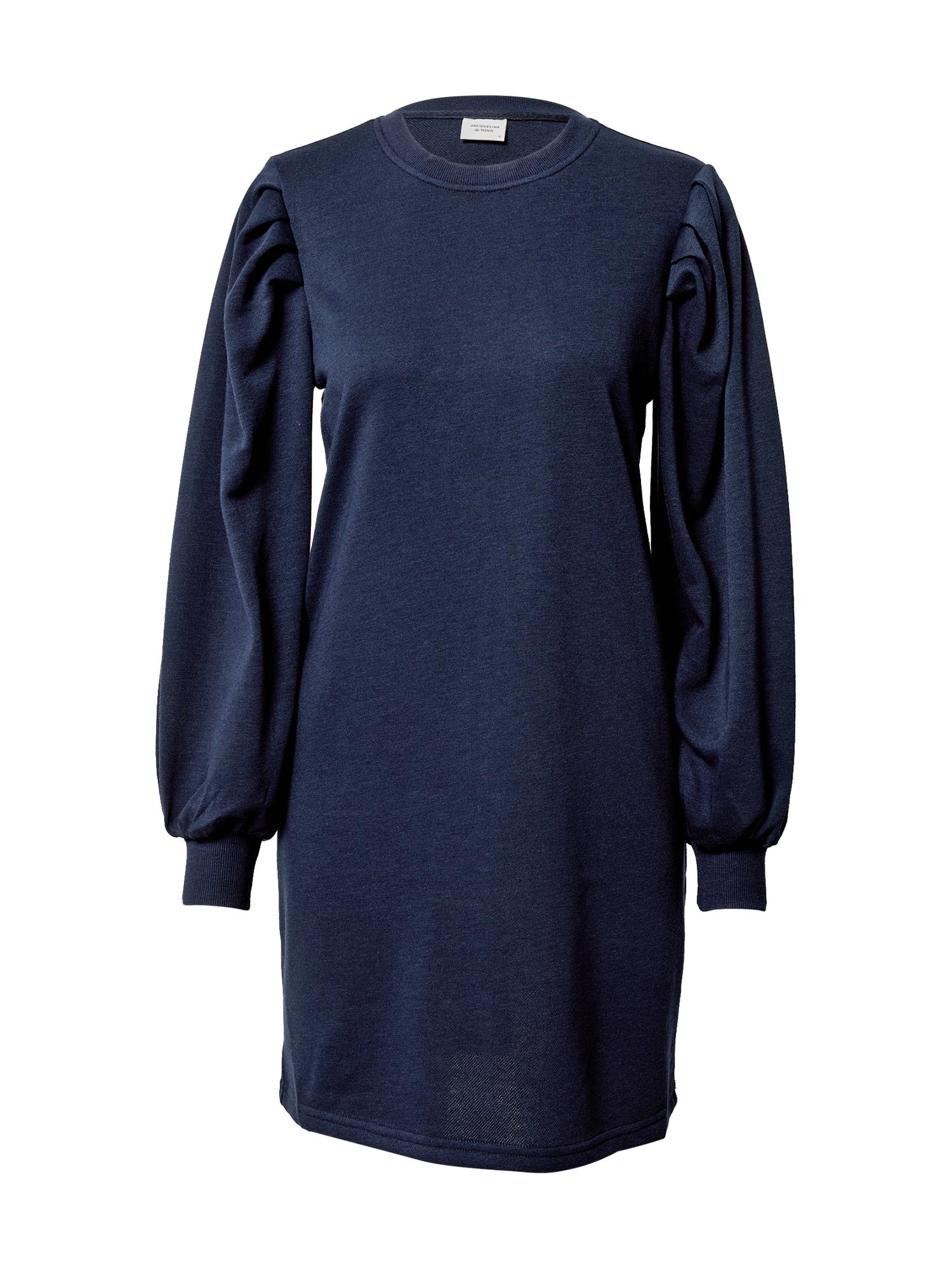 JACQUELINE de YONG Šaty 'Mathilde'  námořnická modř
