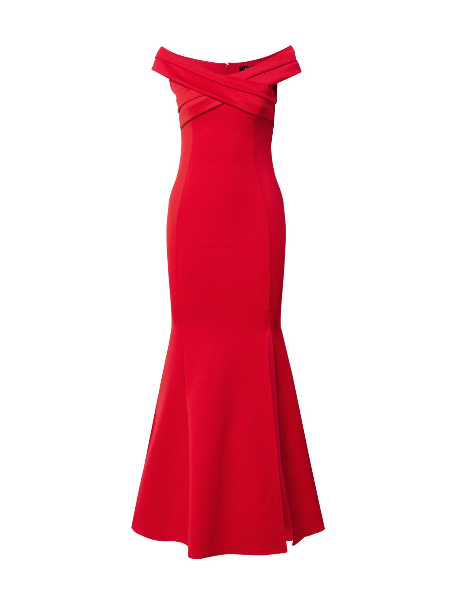 Lipsy Vakarinė suknelė raudona