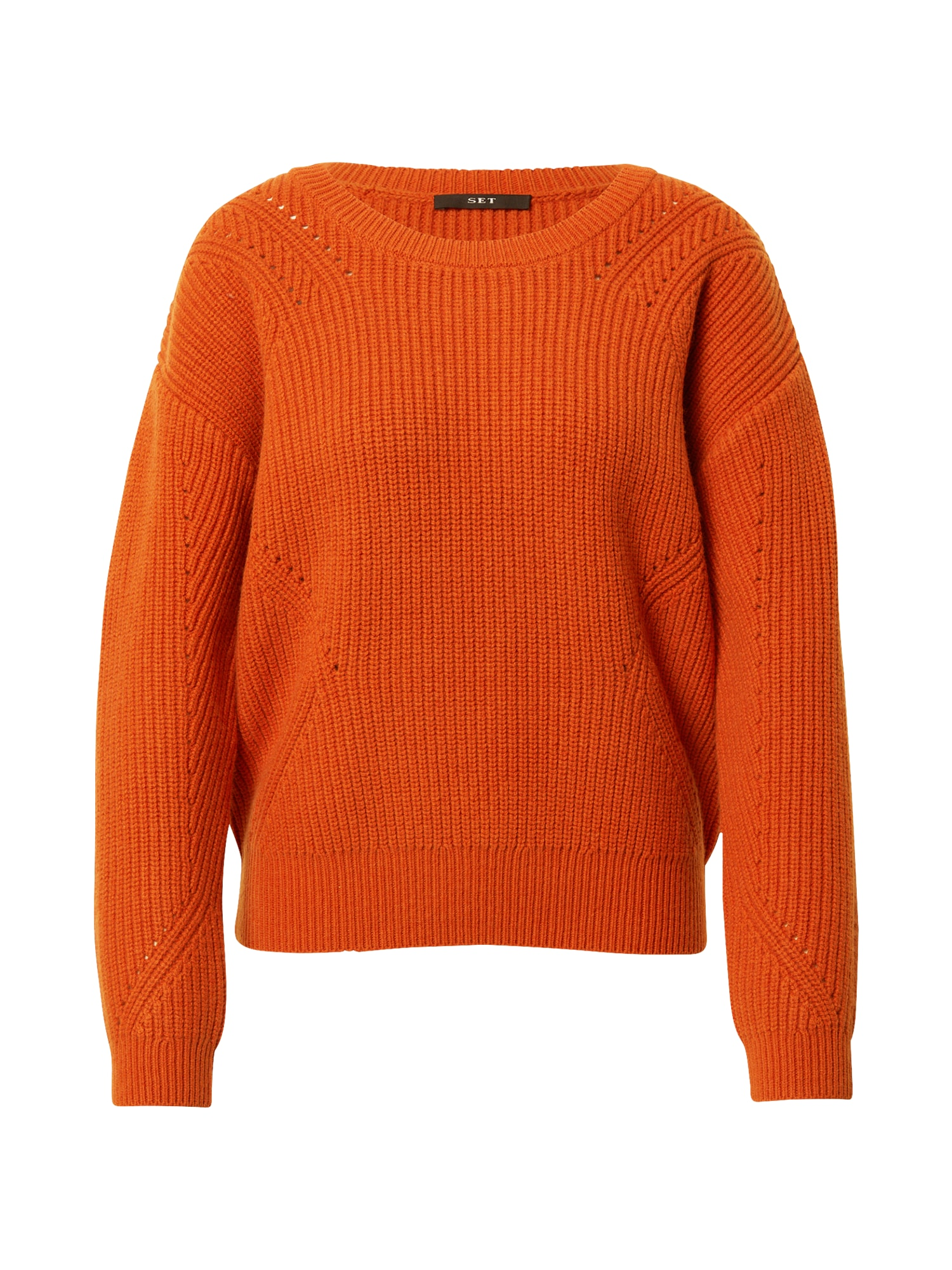 SET Megztinis oranžinė