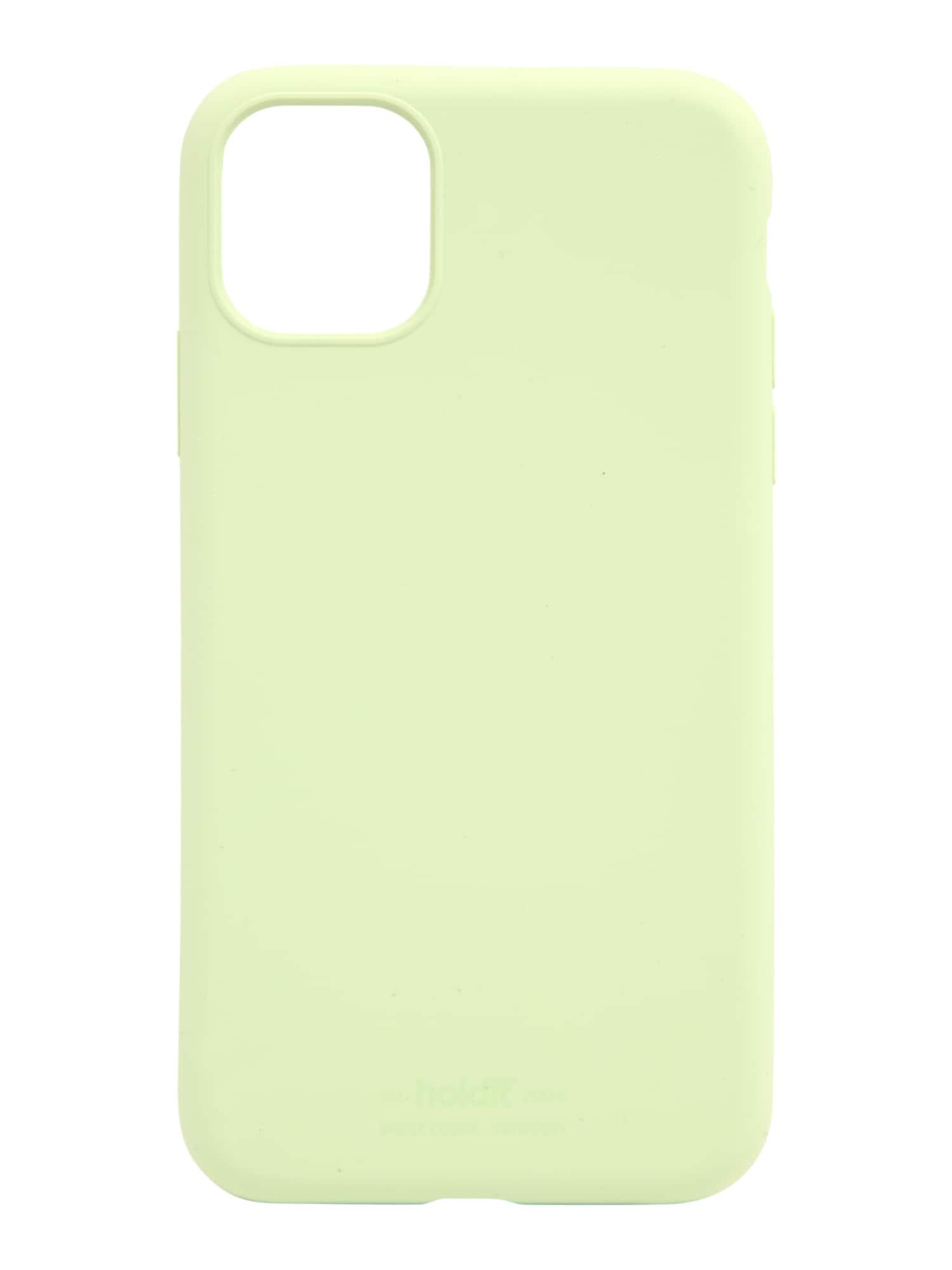 Holdit Išmaniojo telefono dėklas šviesiai žalia