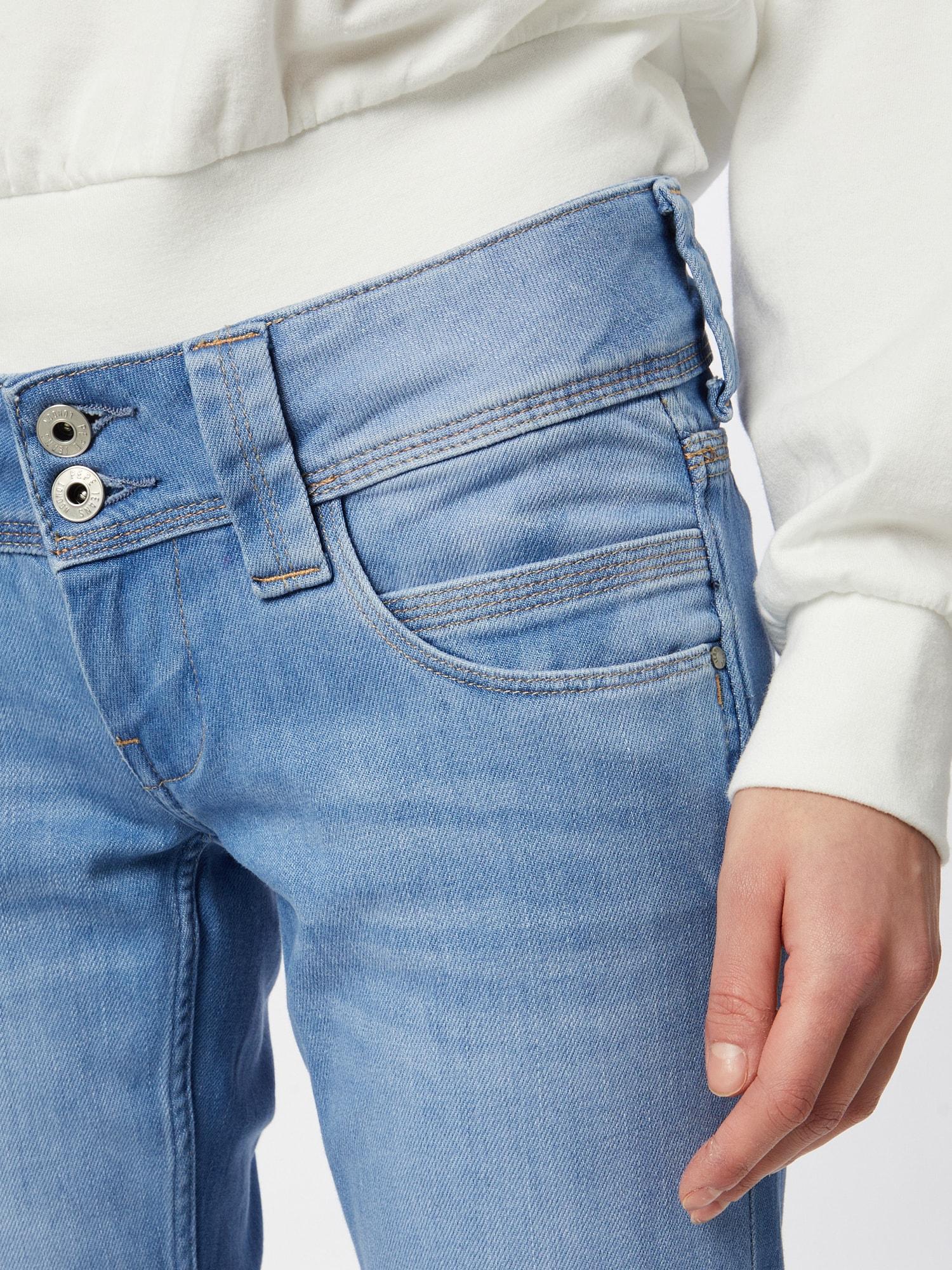 Pepe Jeans Džínsy 'VENUS'  modrá denim.