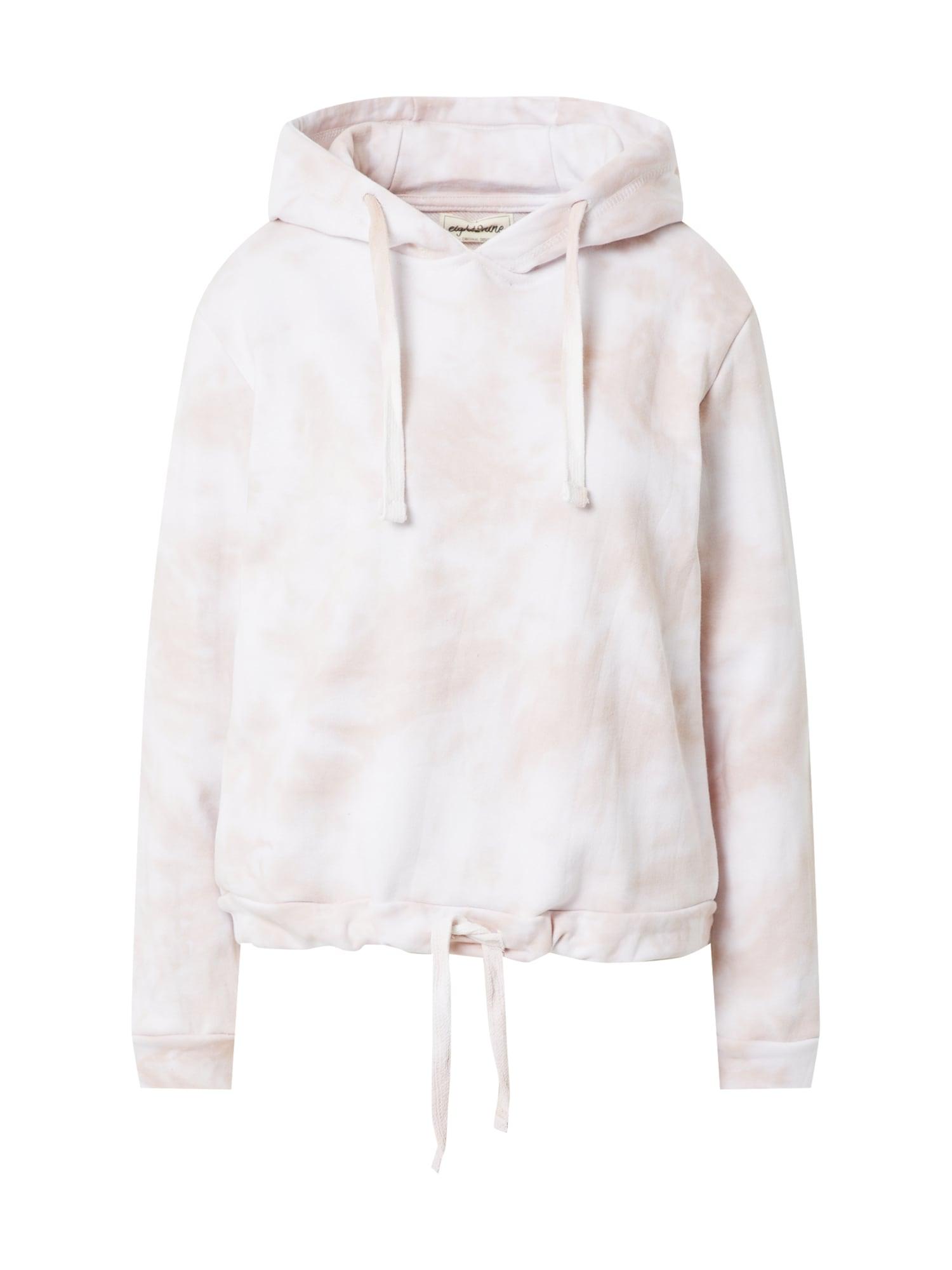 Eight2Nine Megztinis be užsegimo balta / smėlio spalva