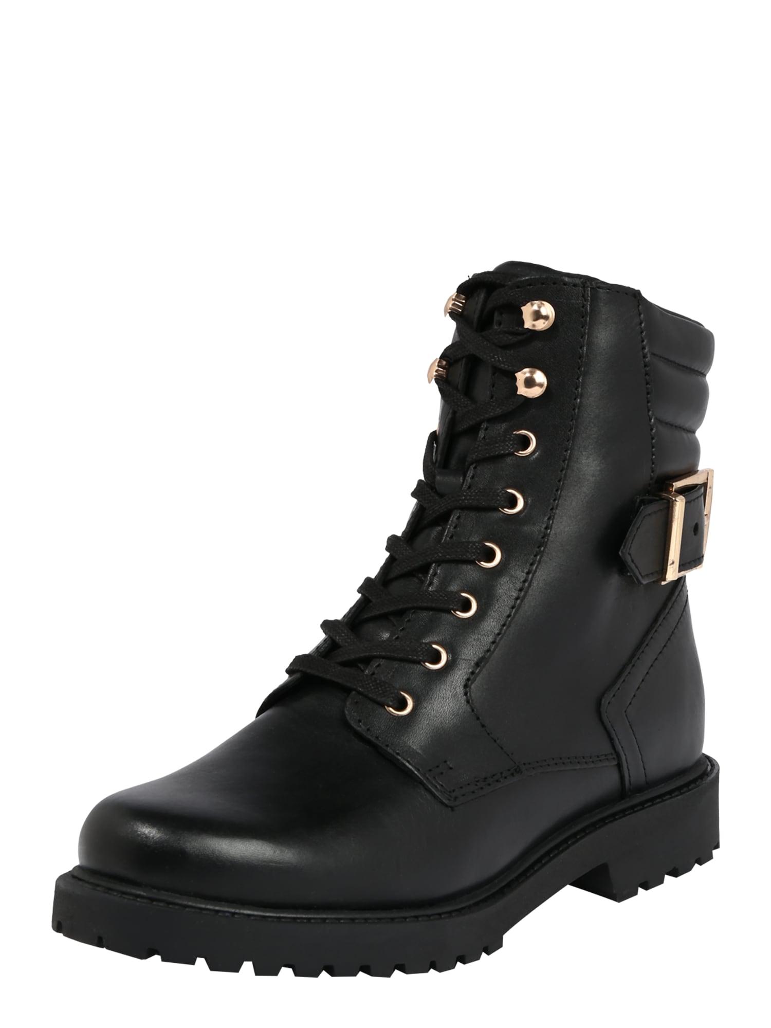 PS Poelman Auliniai batai juoda